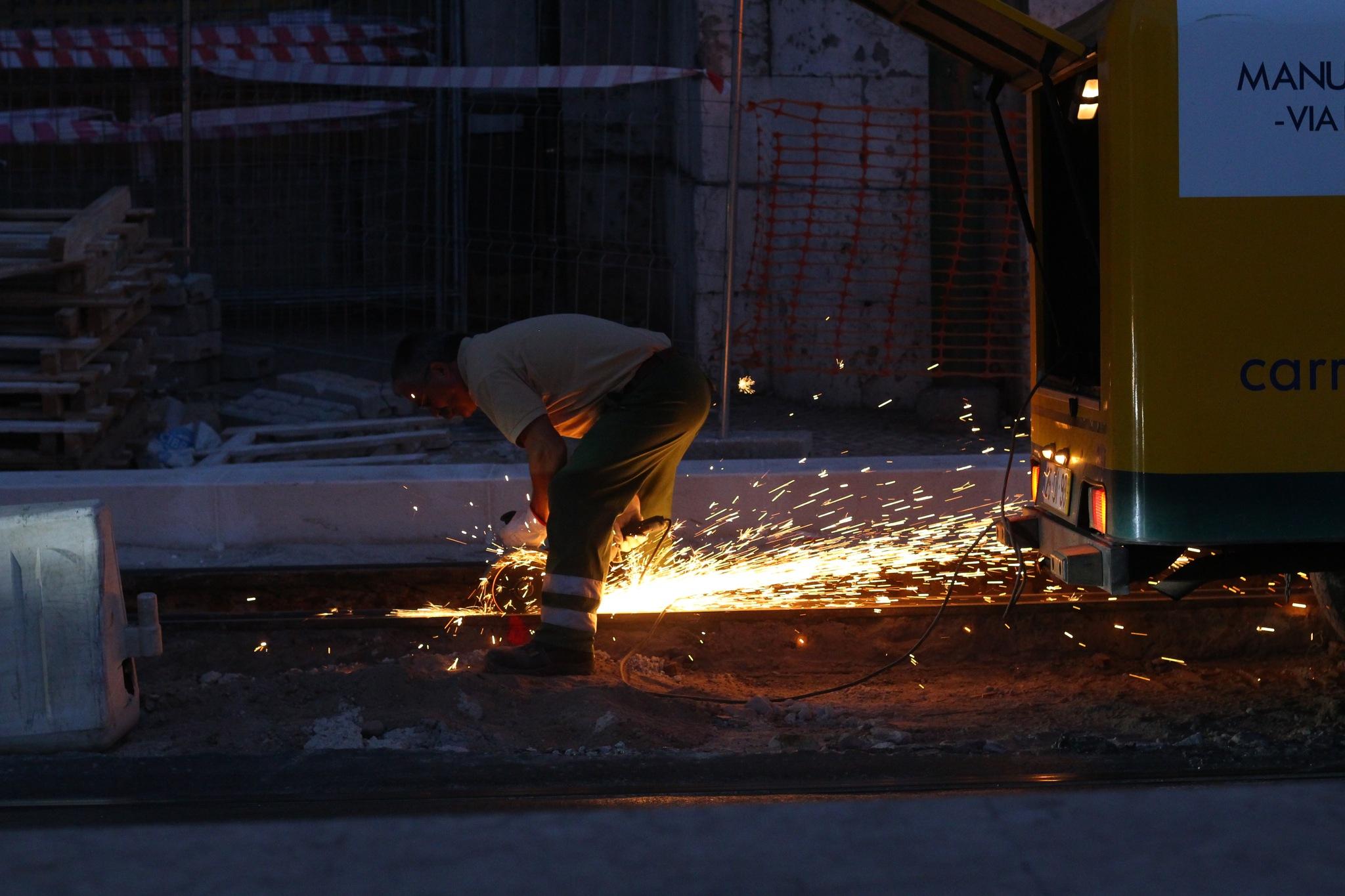 Rail work, Lx by carlosmsantos