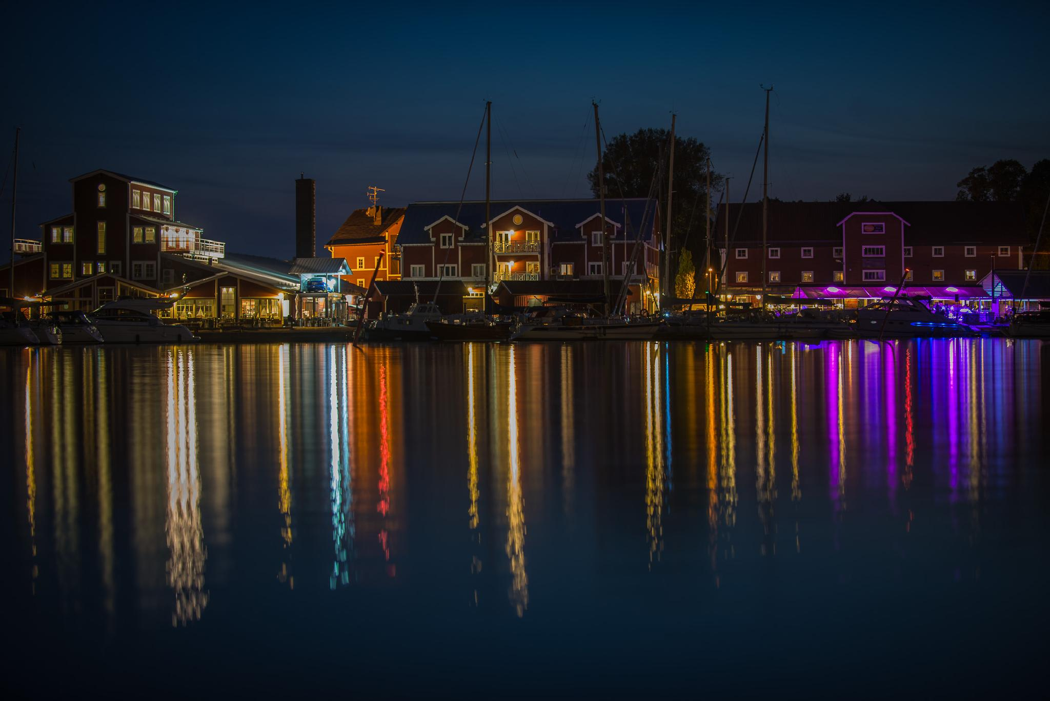 The guest port by elaine.karlsson