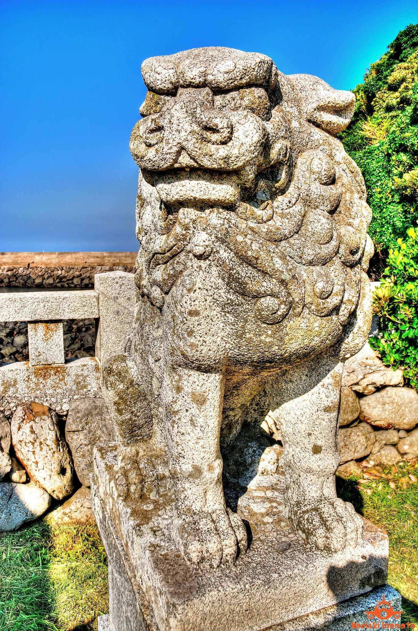 Tajima Shrine,Kabe-shima Island,Saga,Japan. by Noriaki Inomoto