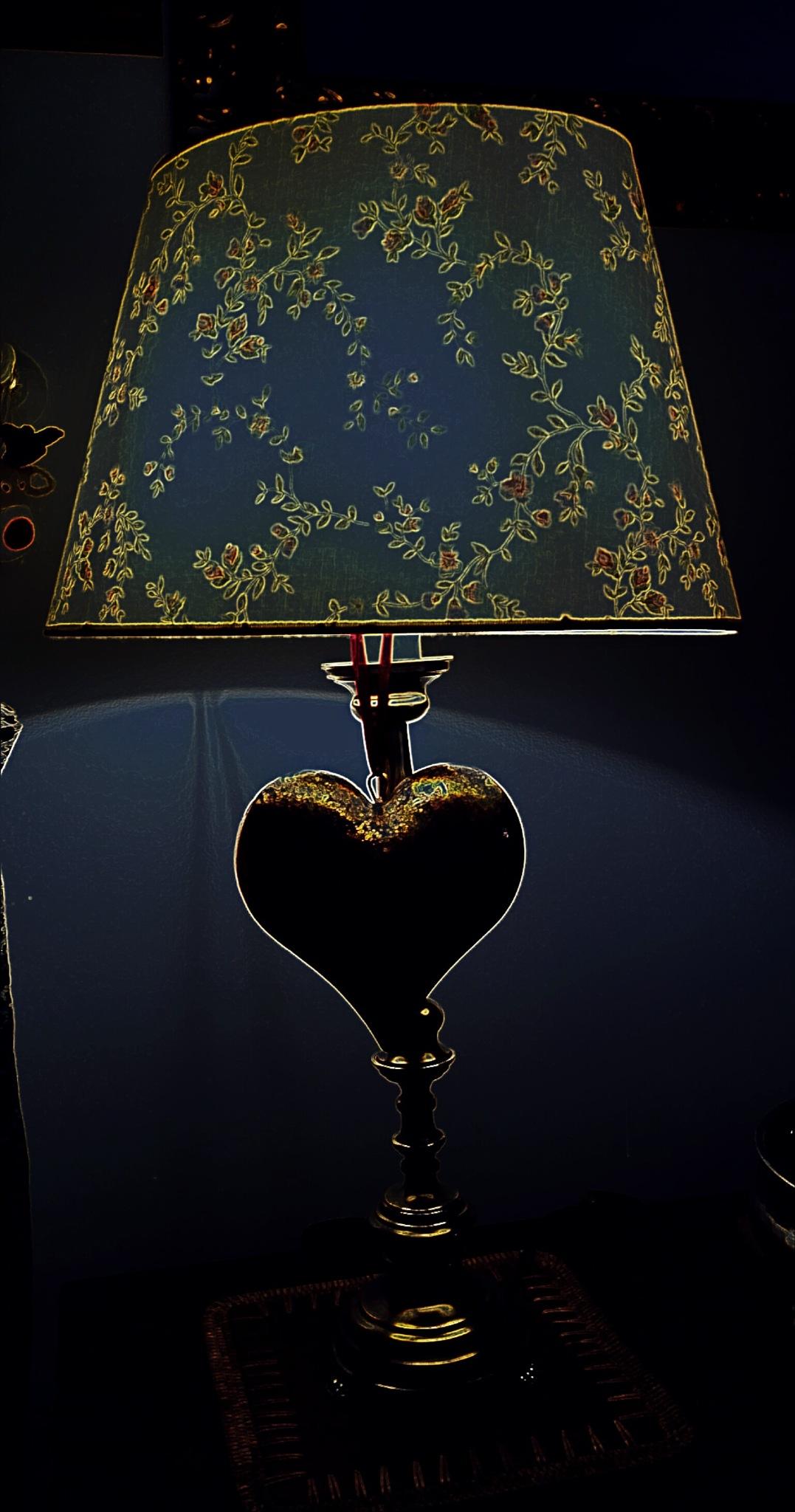 Heart's light by sandra.cimino.1