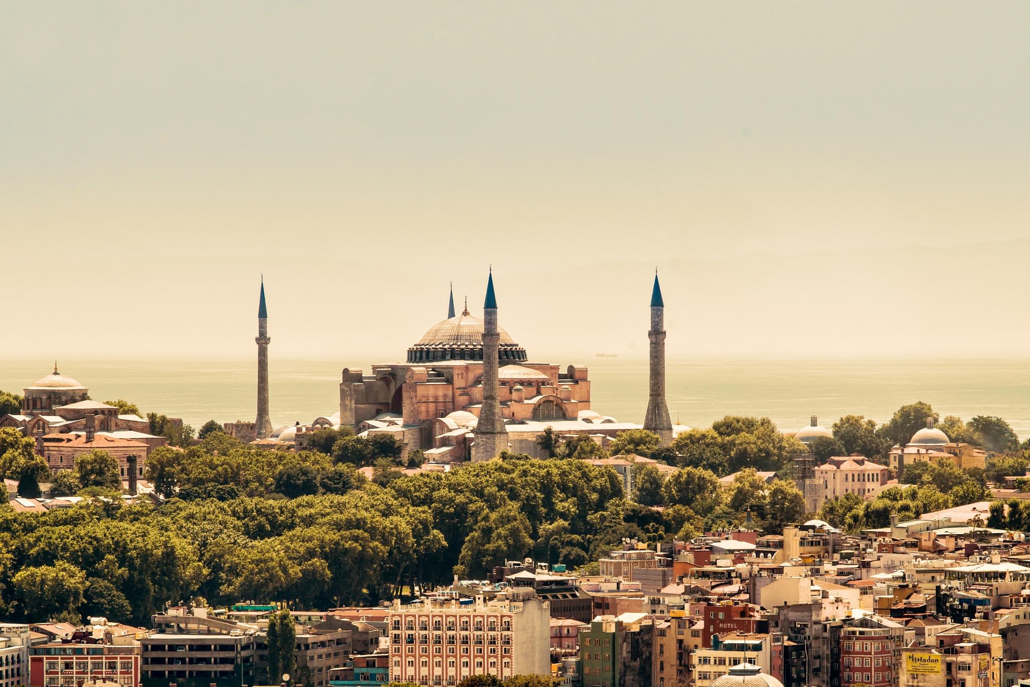 Hagia Sophia by Kutay Photography