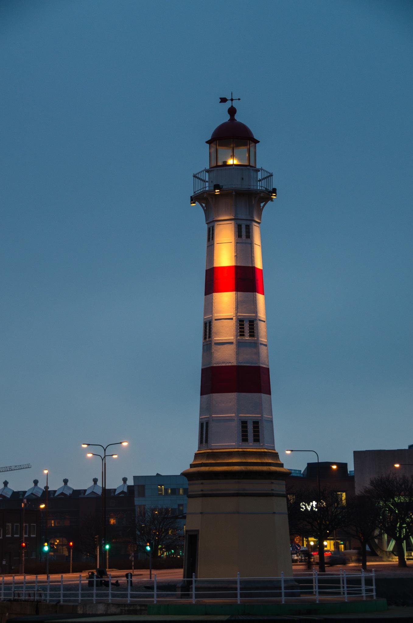 Lighthouse by kristina.truedsson