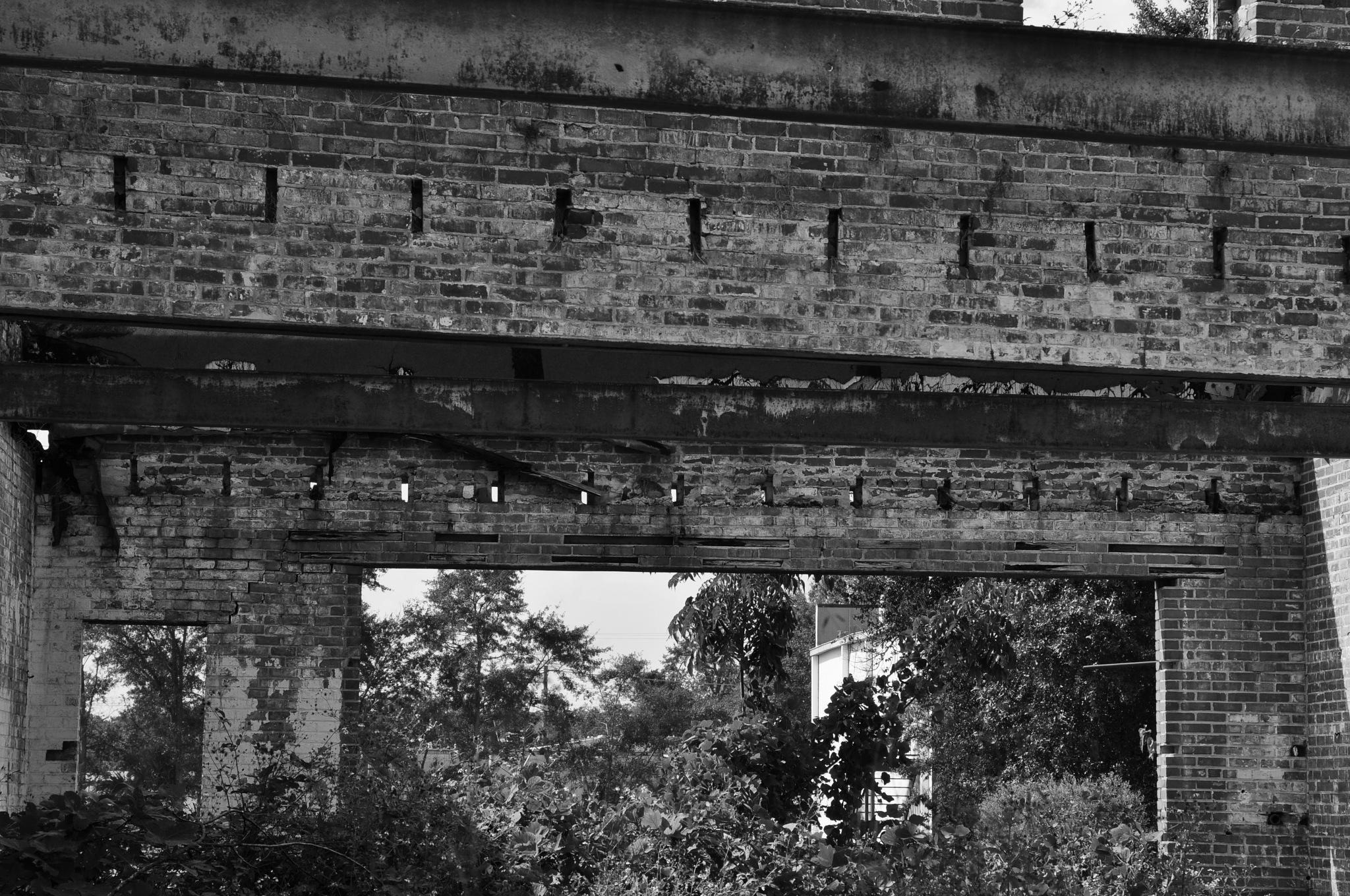 Forgotten Structure by Beachin' Gecko Photography
