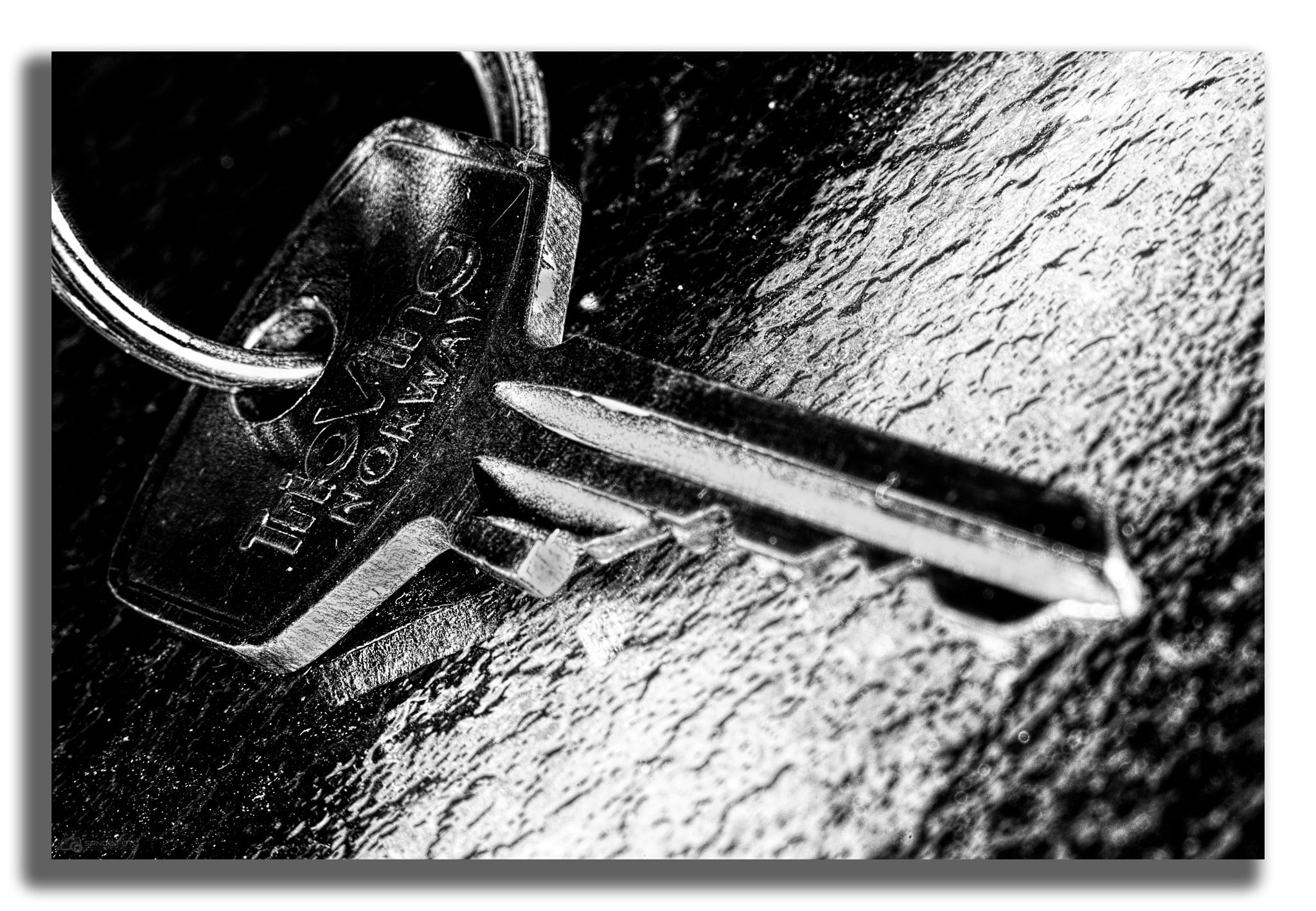 The Key by tjsandofoto