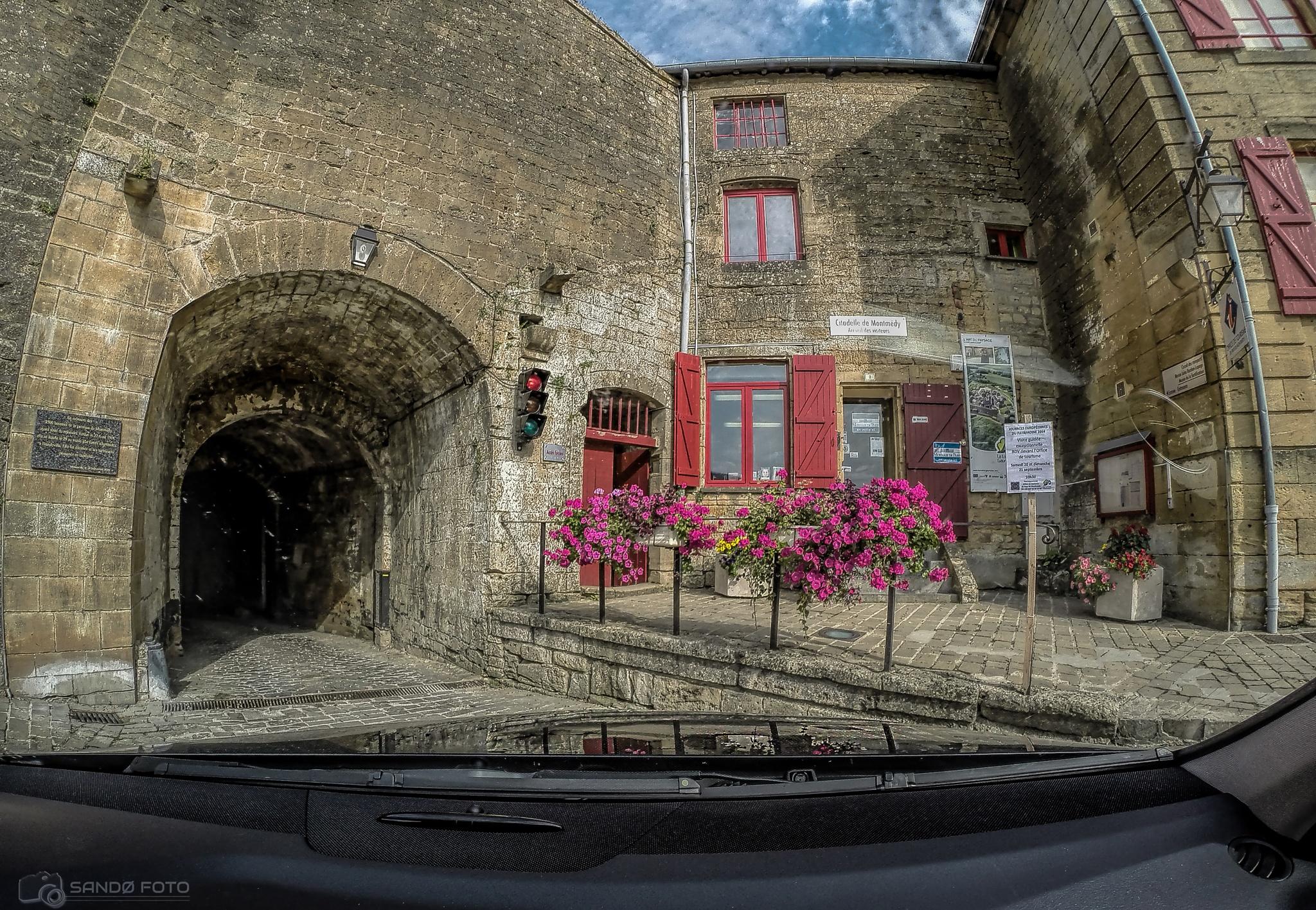 La Citadelle de Montmédy by tjsandofoto