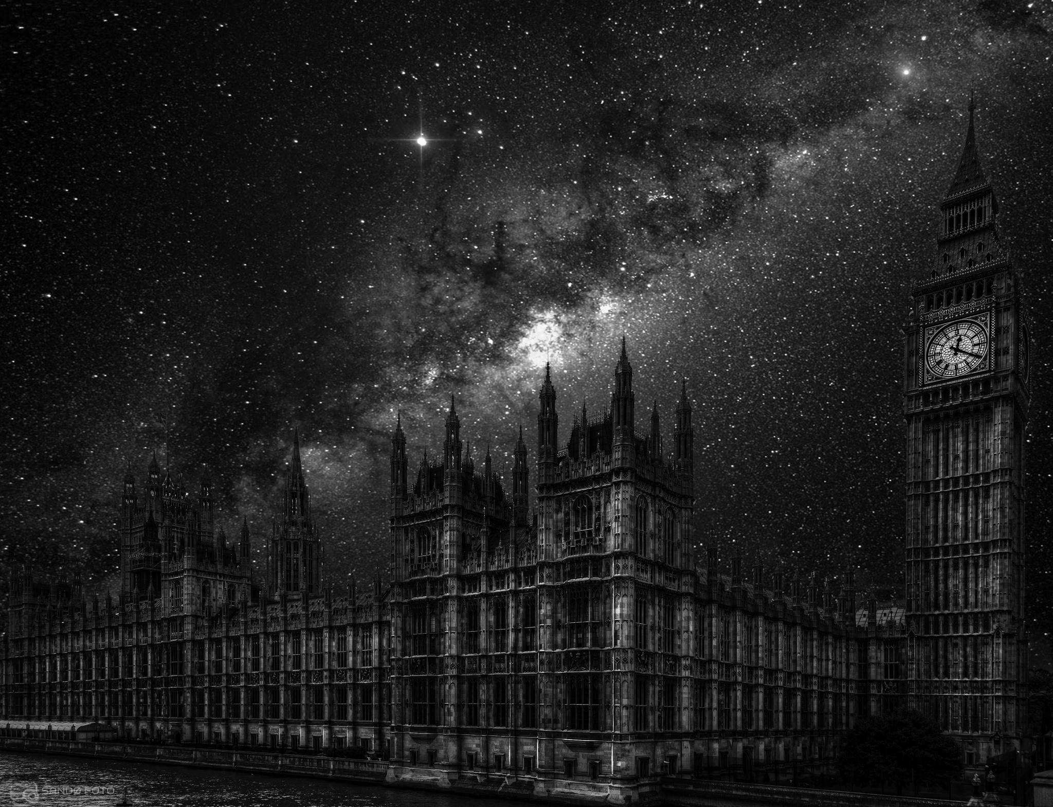 Big Ben by tjsandofoto