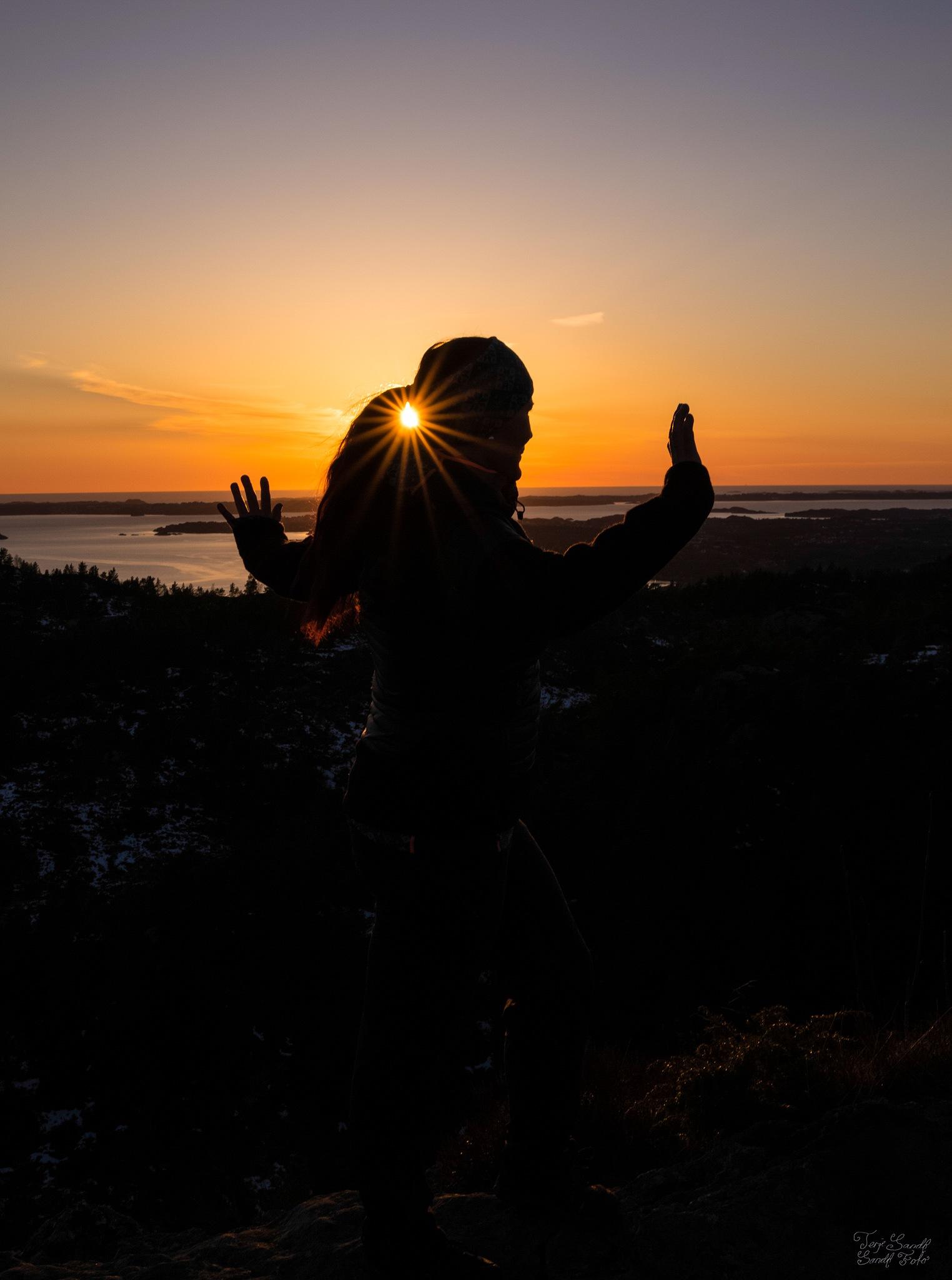Sunsetdance  by tjsandofoto