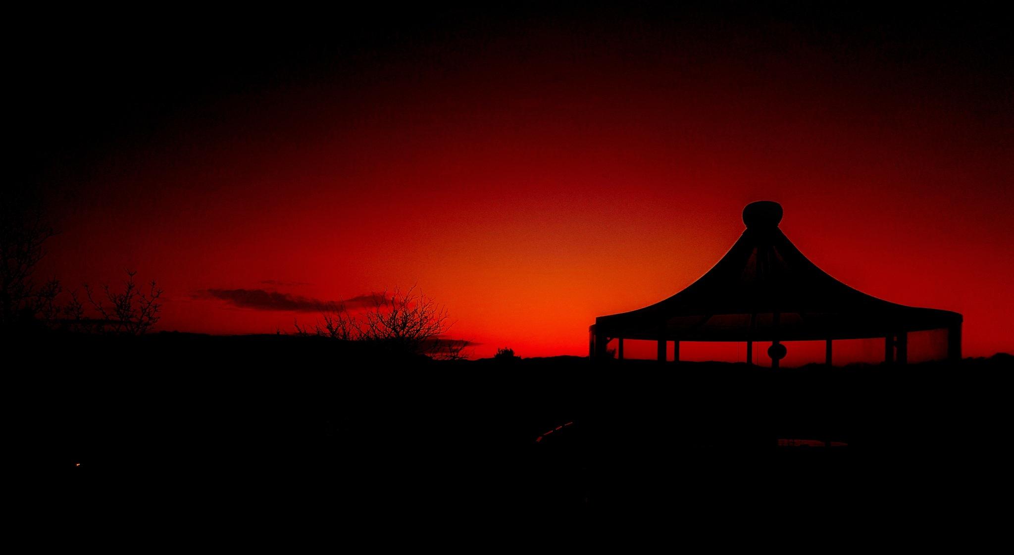 sunset  by tjsandofoto