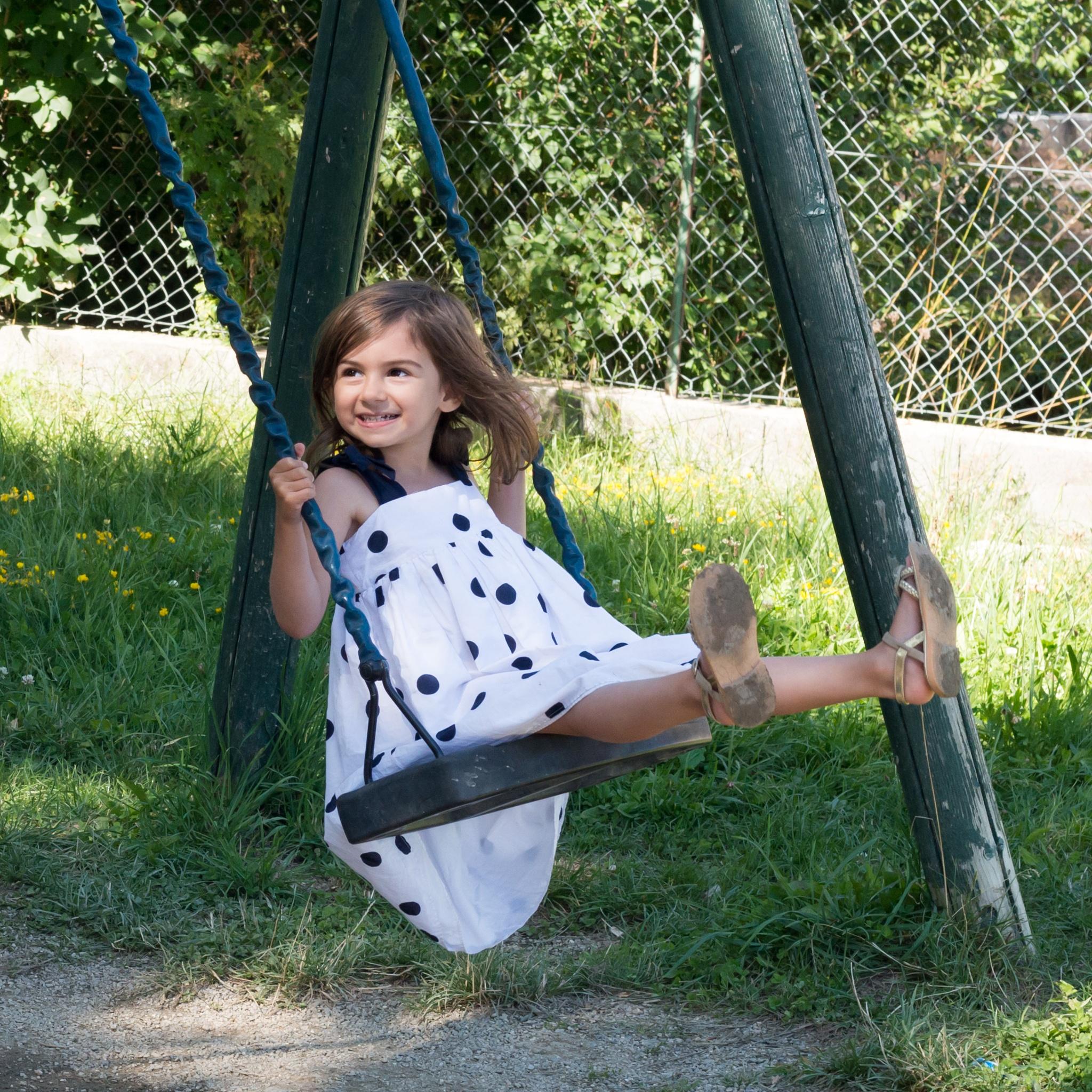 Swinging by Valentine Aquilina