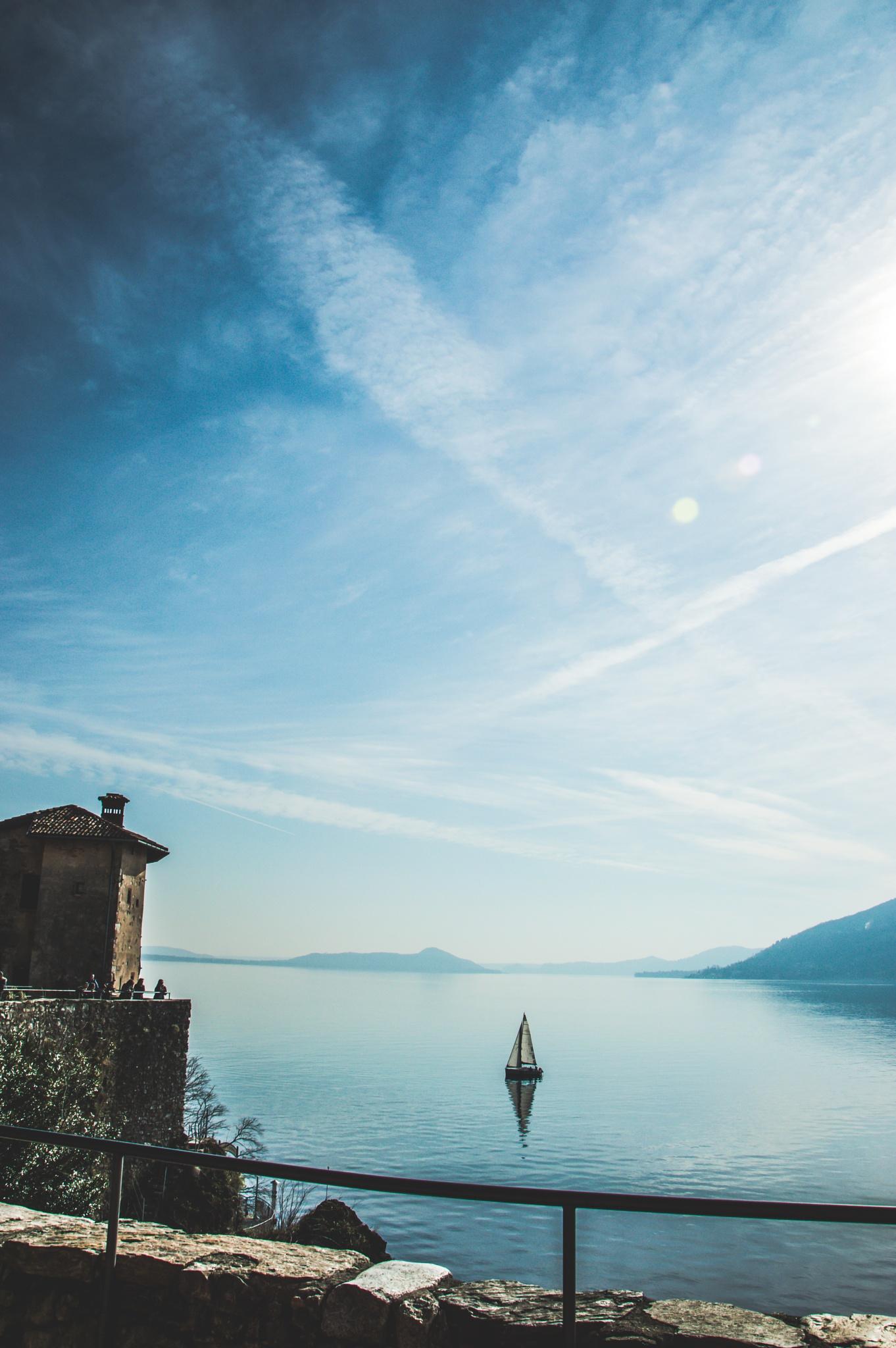 Lake Maggiore by gennaro.riccio