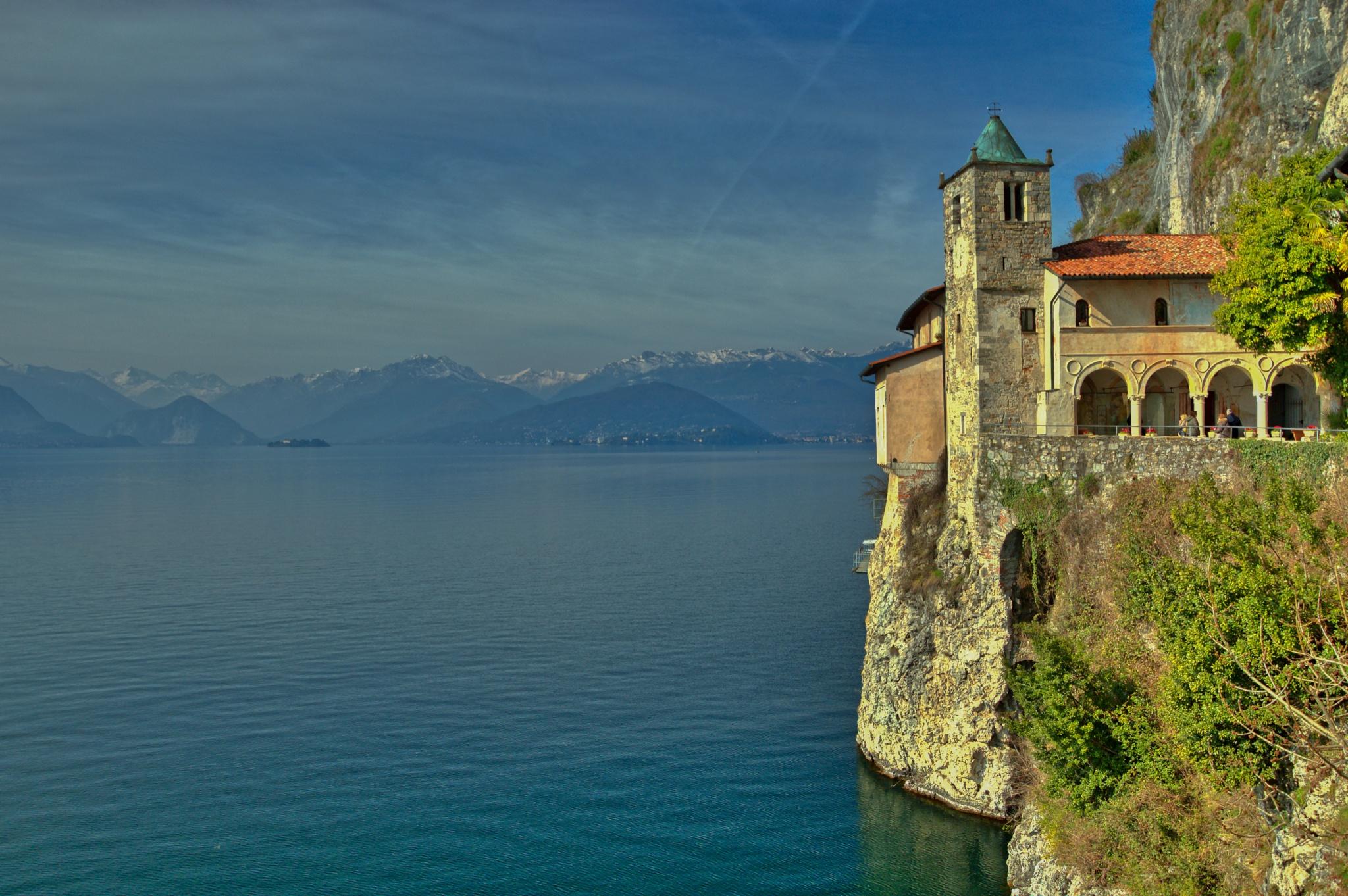 Hermitage St.Caterina Lake Maggiore by gennaro.riccio