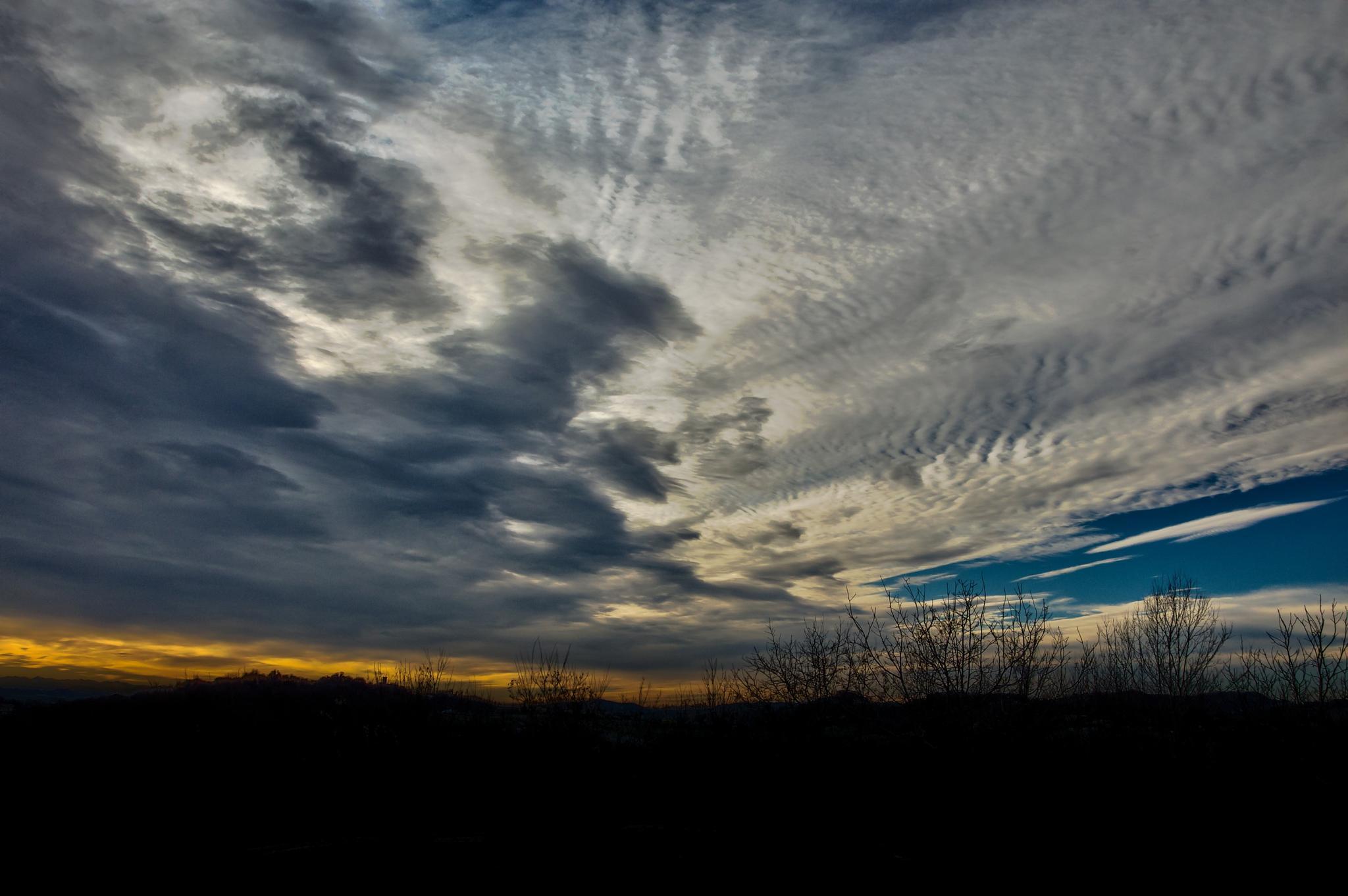 Sunset by gennaro.riccio