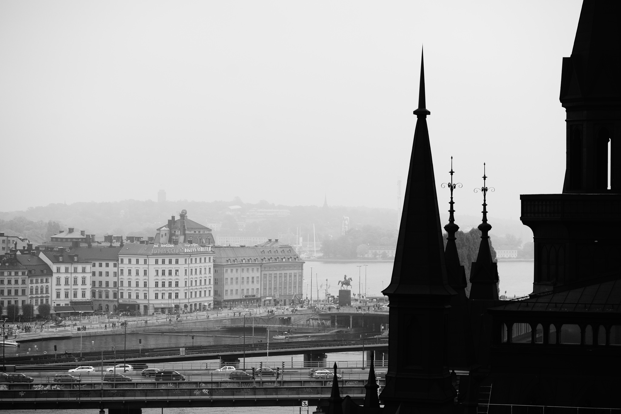 Stockholm 1 by Andreas Karlsson