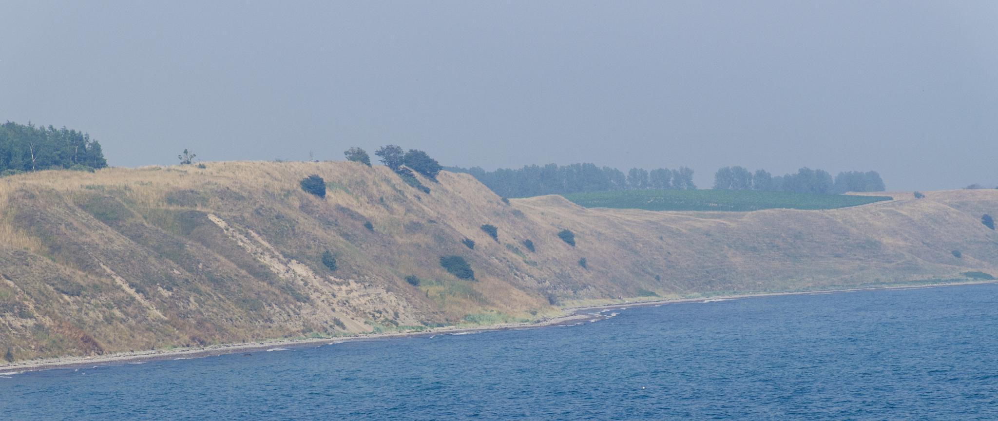 Coast of Skåne by Johnny Lythell