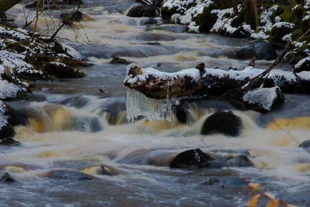 Ice and water  by Johnny Lythell