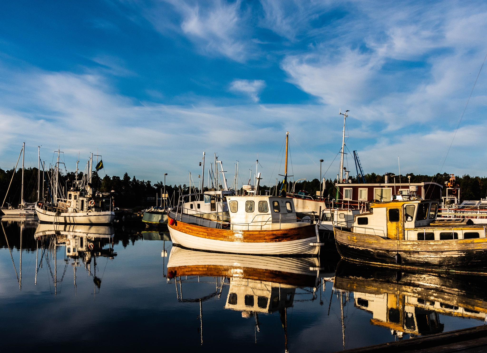 Boats by Johnny Lythell