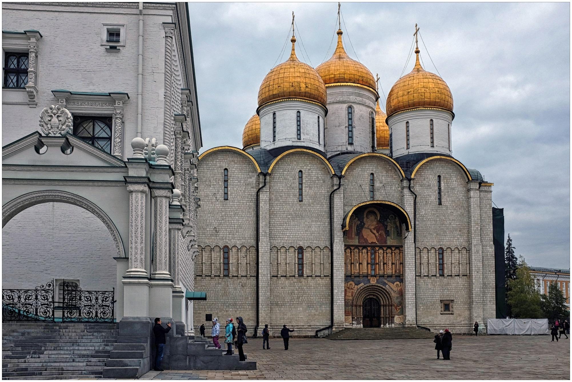 Успенский Собор by igorcentr