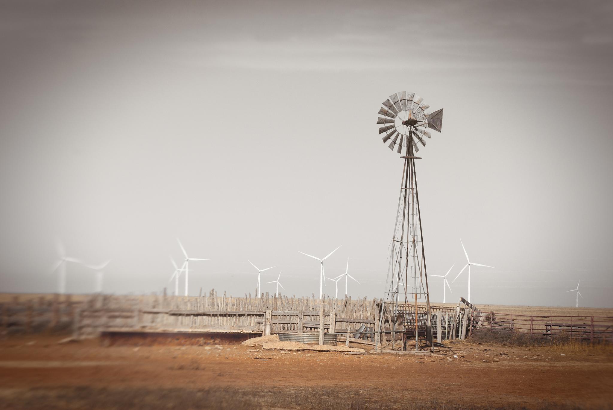 Windmills by demarseille