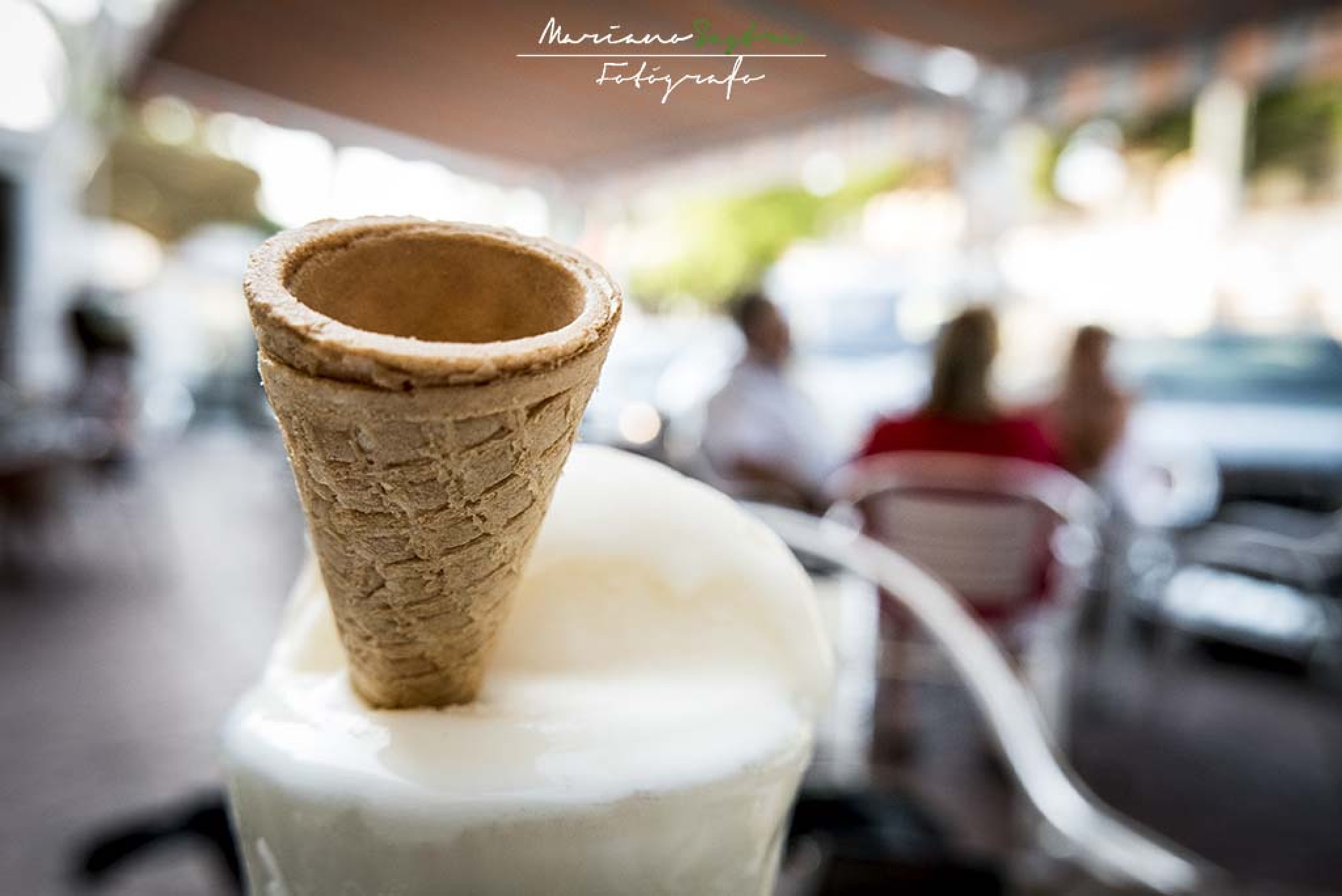 Just an Icecream by Mariano Sastre