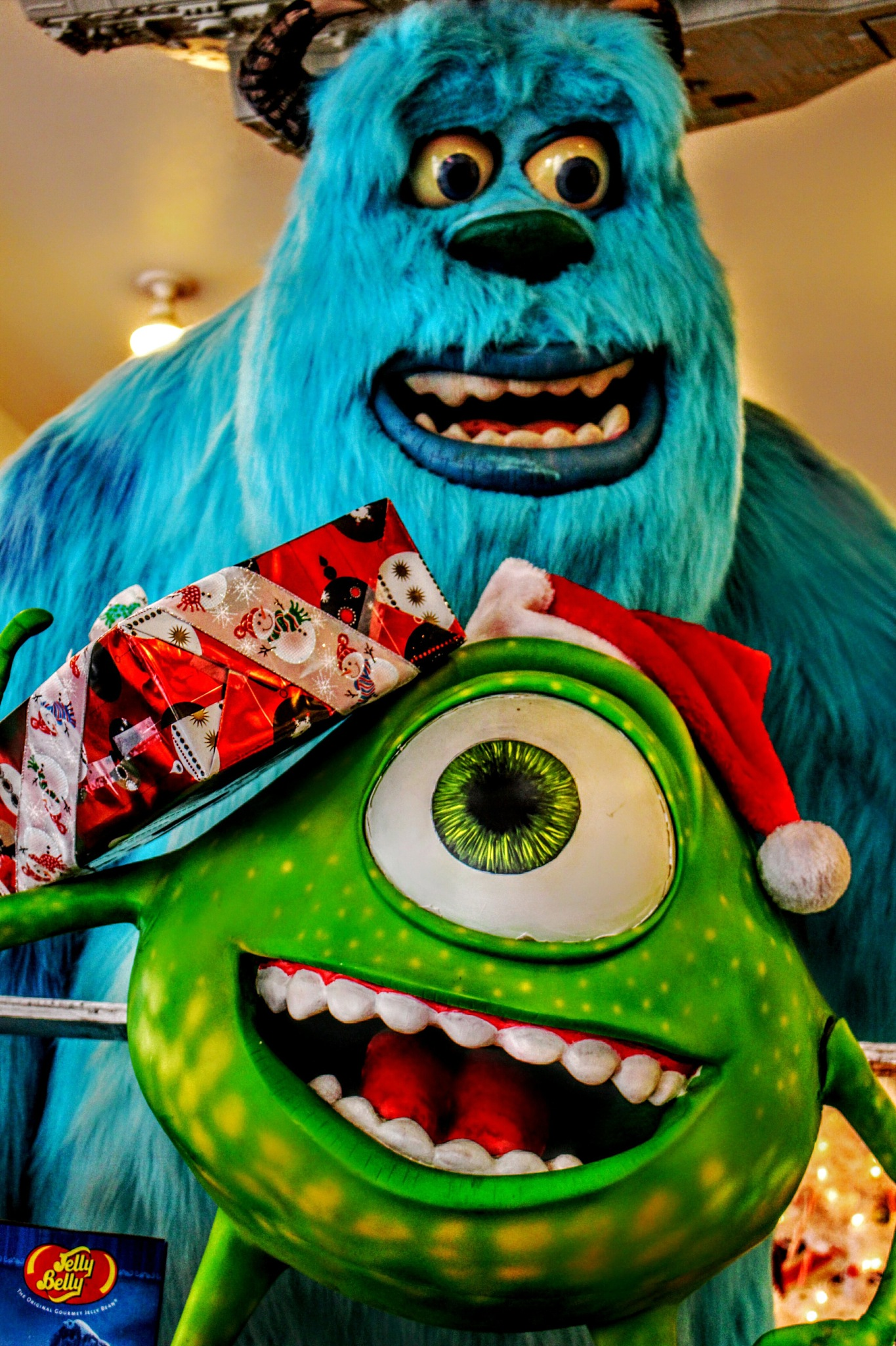 Monsters Inc. Shot this in a candy store by derek.oliver3
