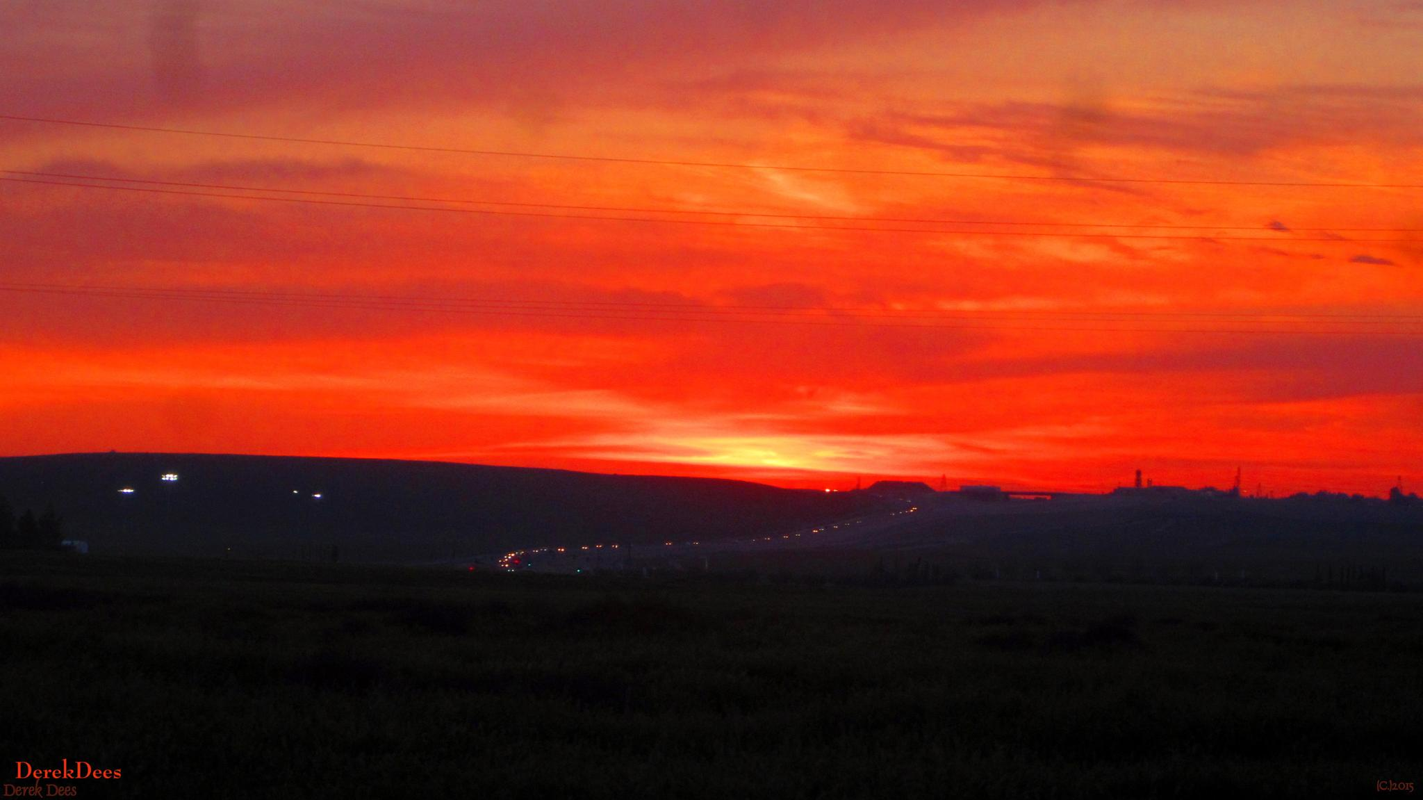 Photo in Landscape #kget #news #derek #oliver #dees #scene #beauty #sun #set #sunset #bakersfield #california #usa #2015 #new