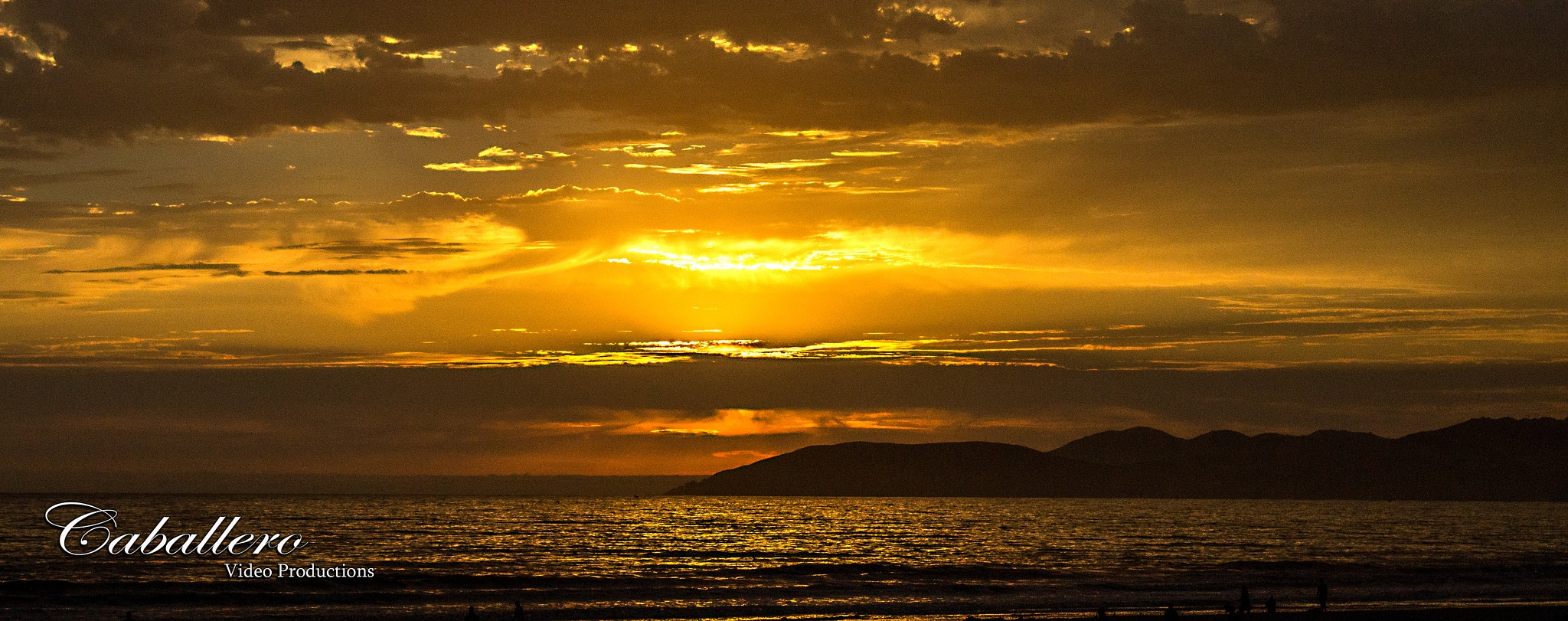 California Sunset 08/01/2017 by 3caballeros1