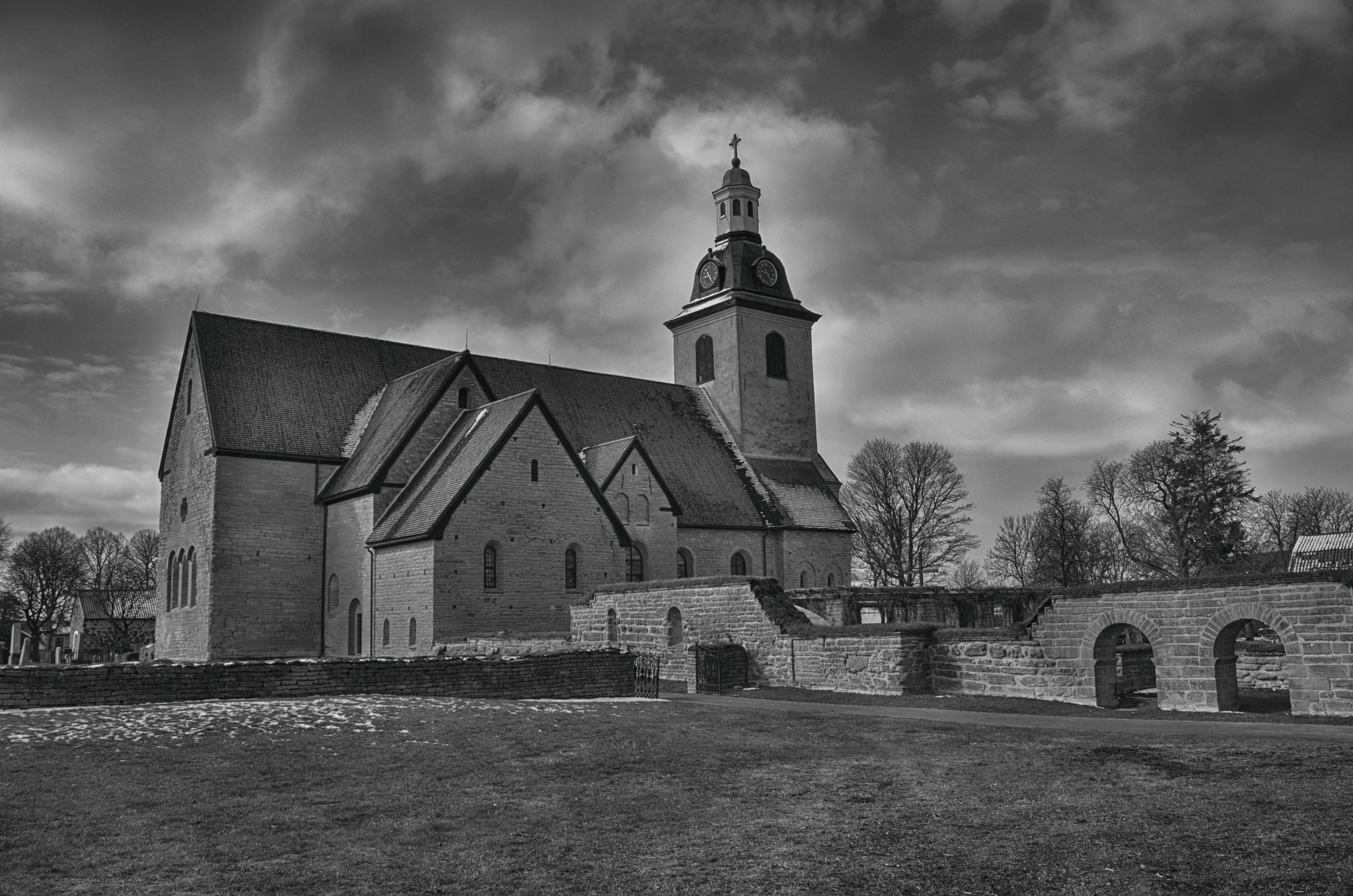 Vreta Kloster Church by rollepersson