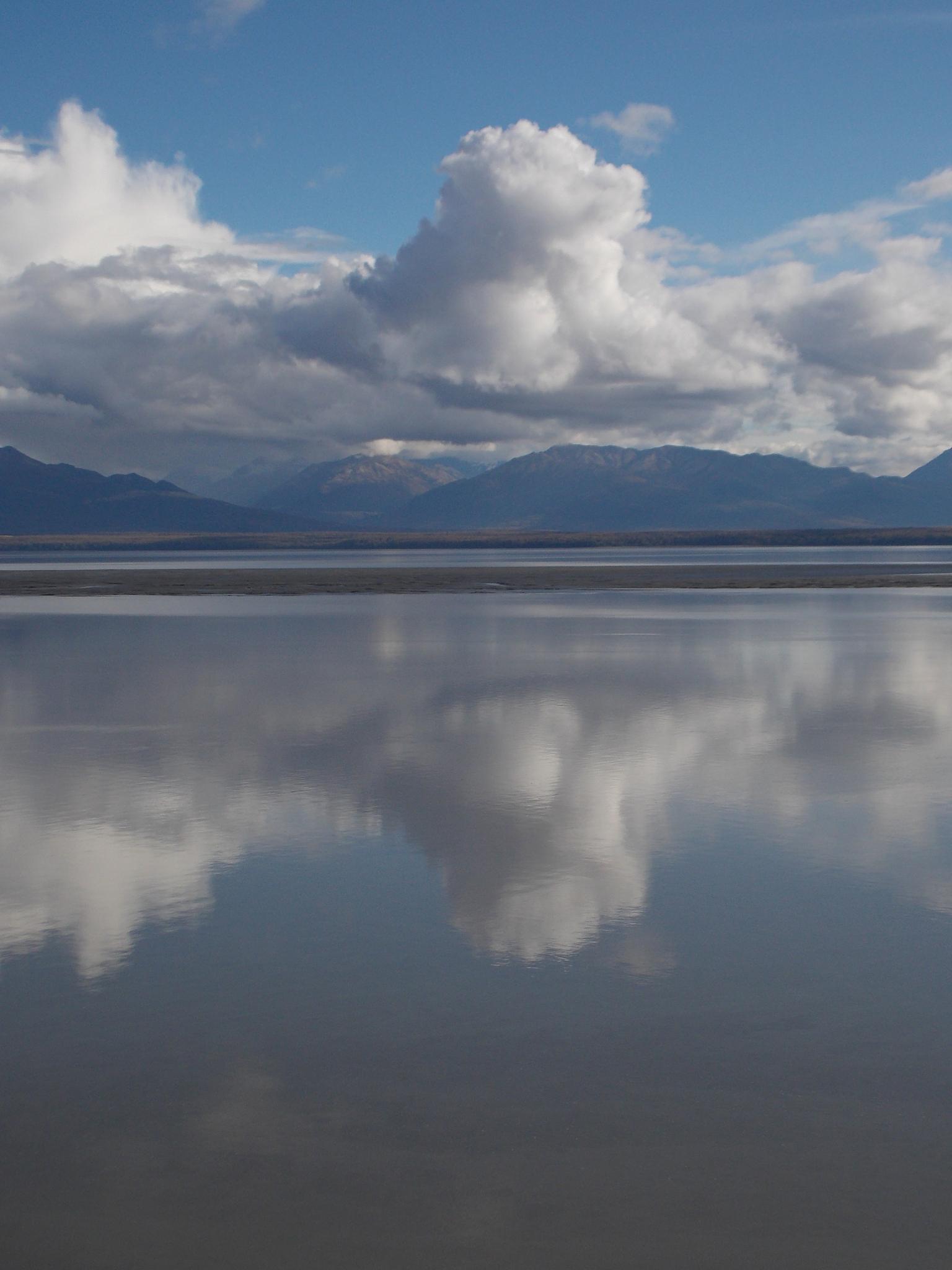 Reflections by alaskawalkers