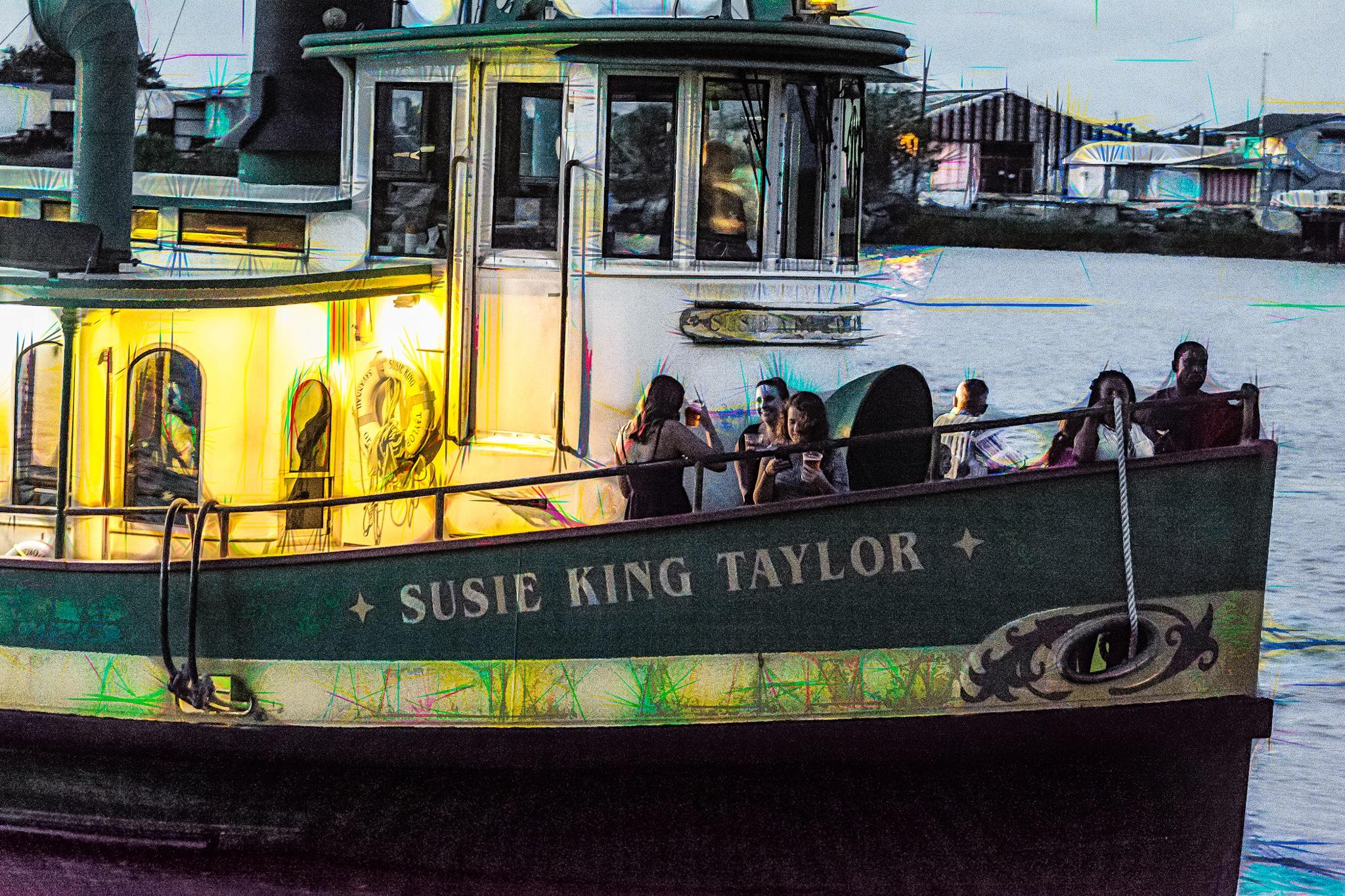 night cruise by wacissa