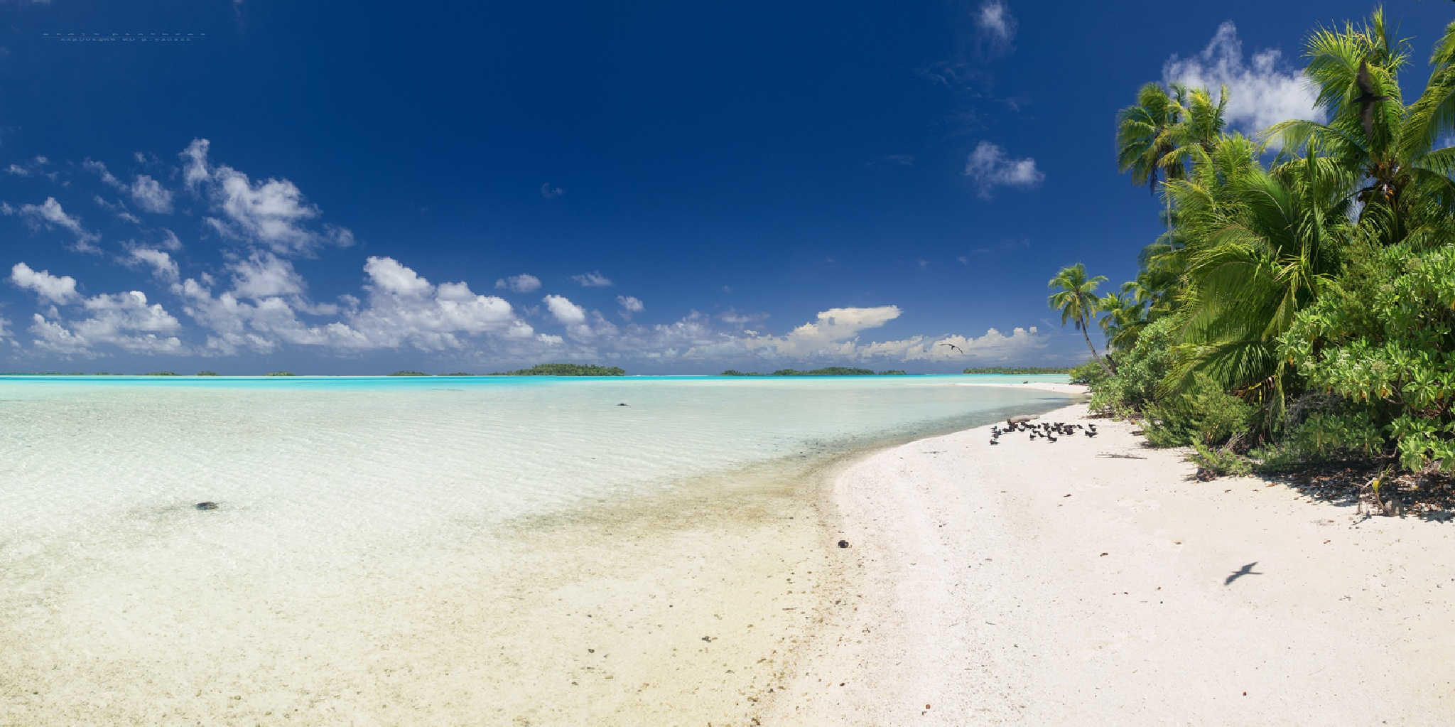 Rangiroa Atoll - French Polynesia 2015 by etdjtpictures
