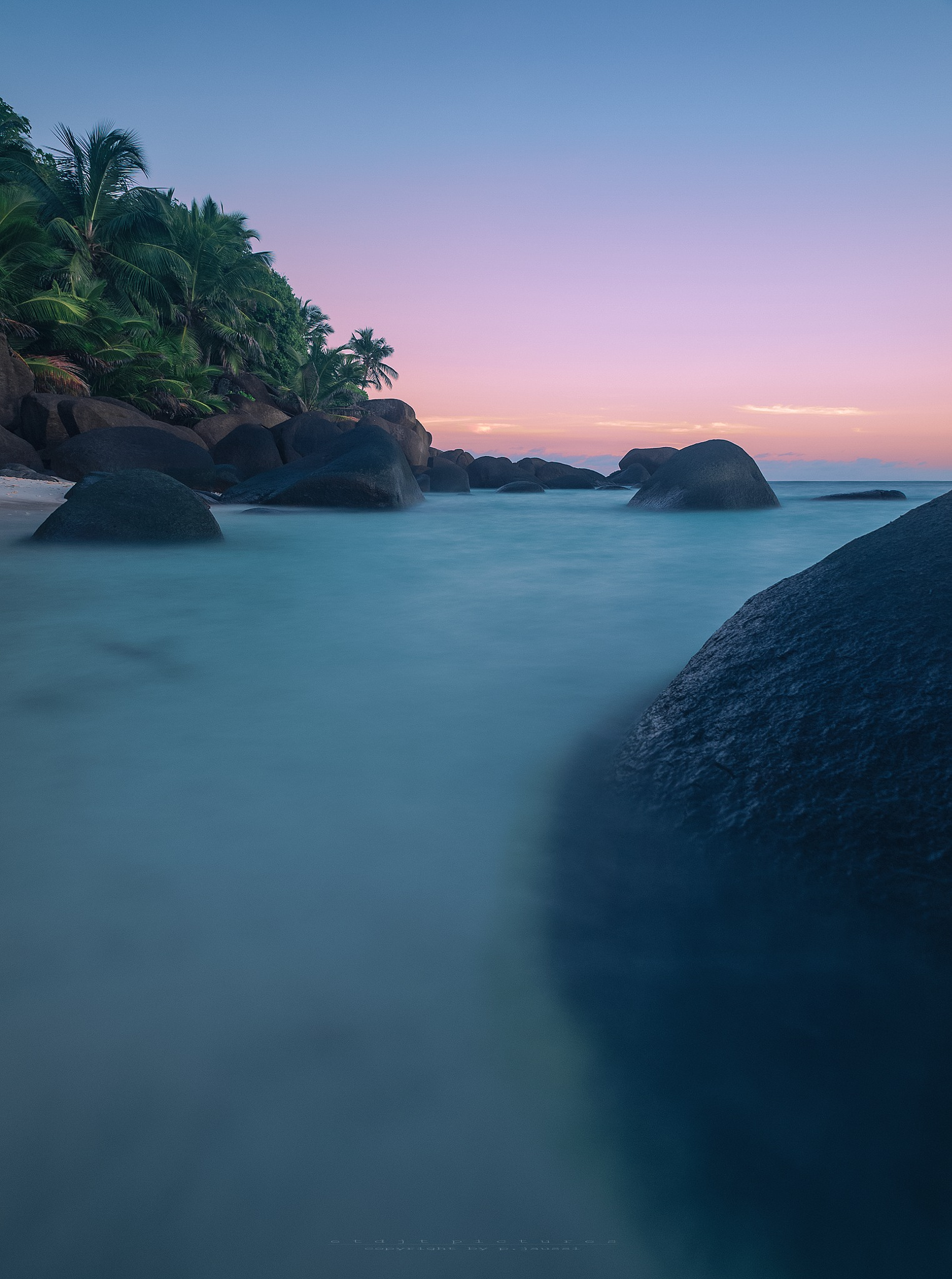 Baie Cipailles - Silhouette Island - Seychelles 2016 by etdjtpictures