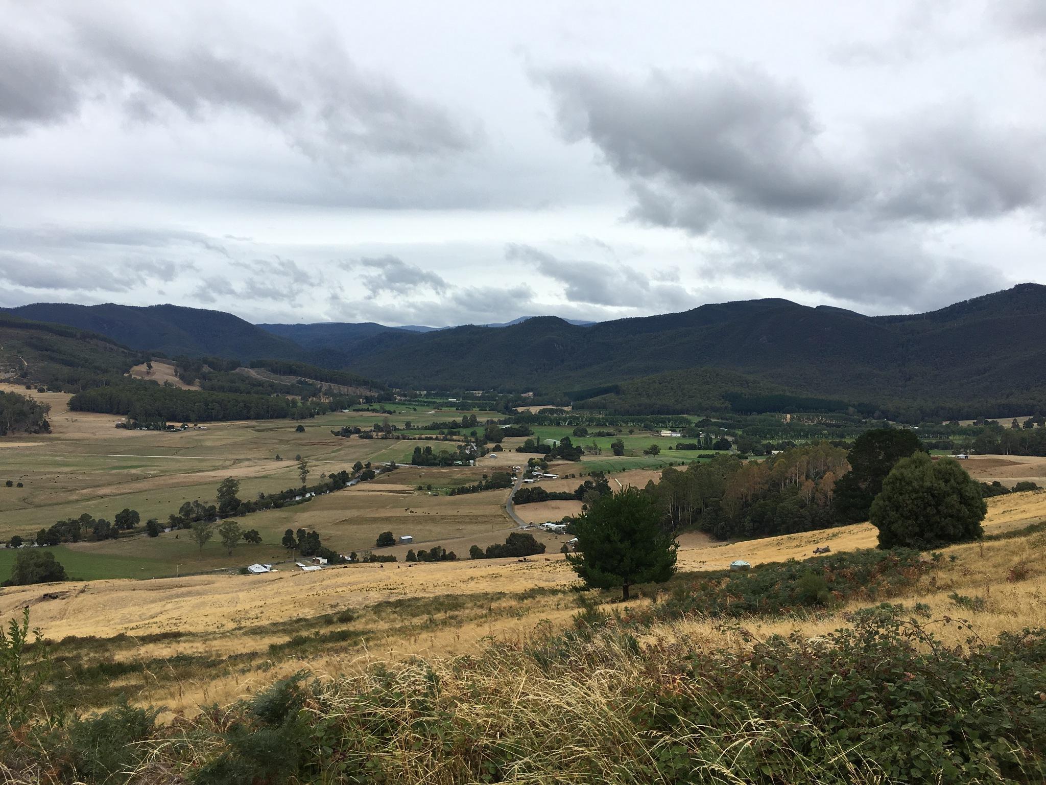Gunns Plains, Tasmania by ronmac777