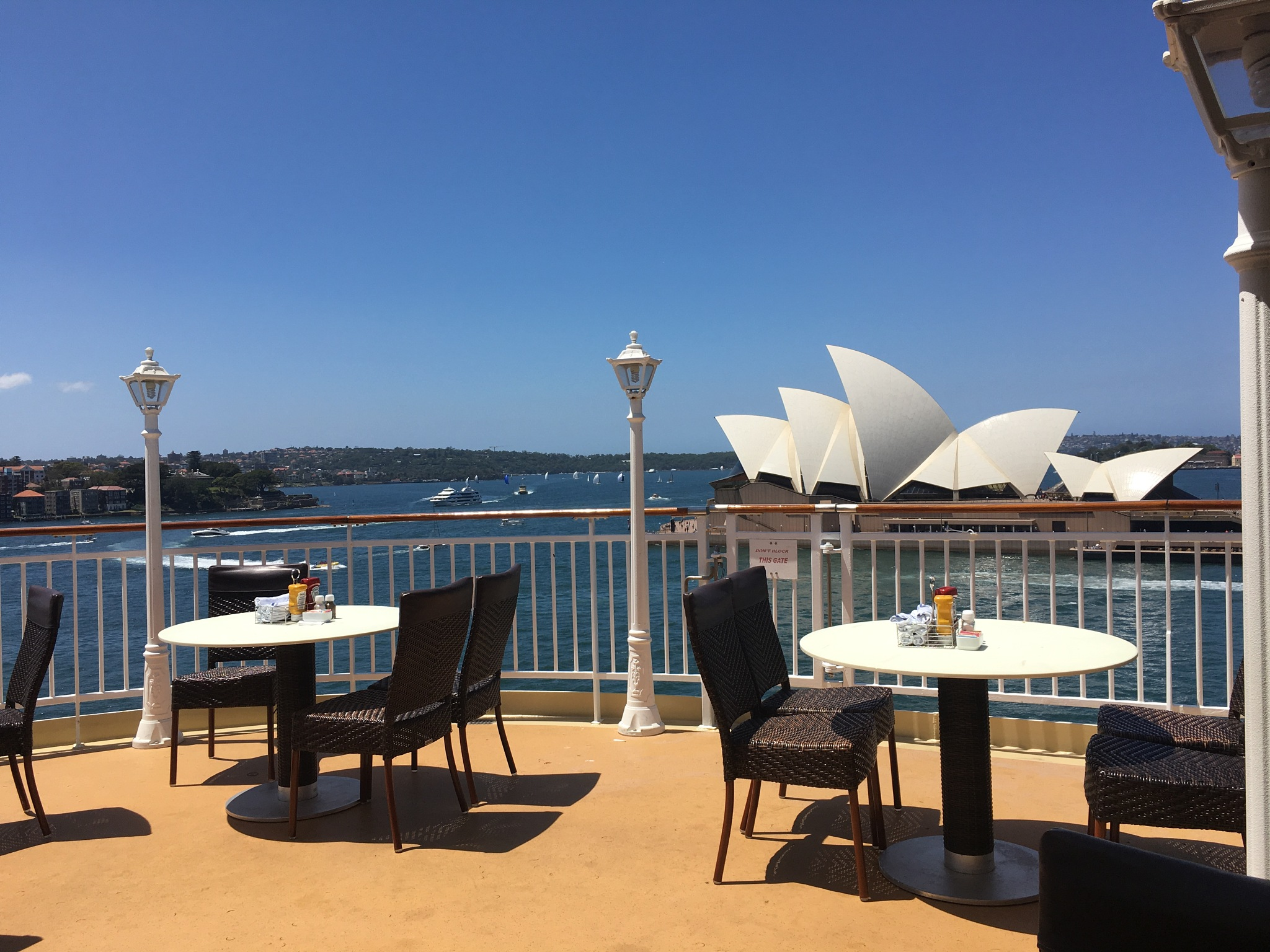 Deck 12 in Sydney by ronmac777