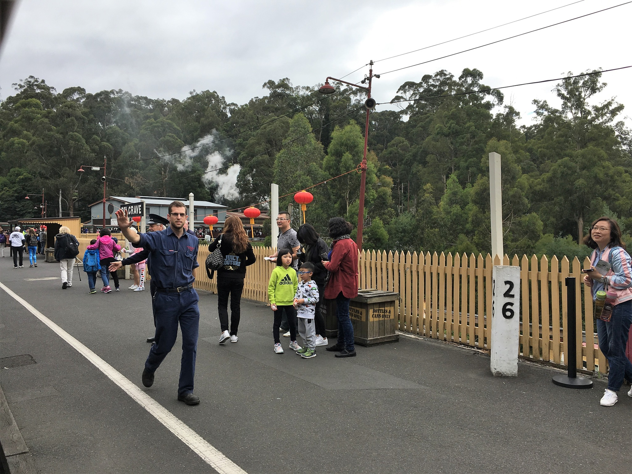 Puffing Billy by ronmac777