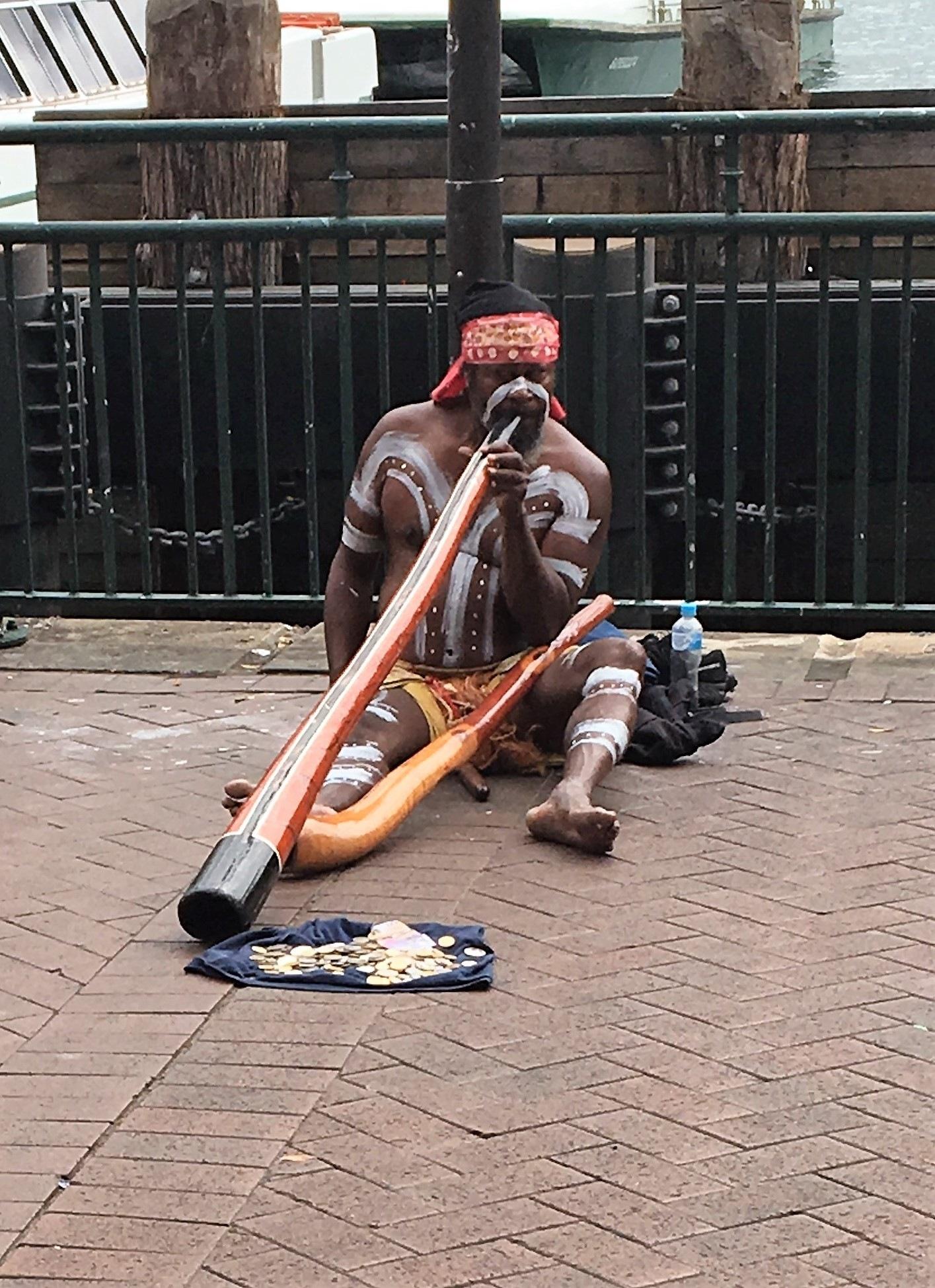 Didgeridoo by ronmac777