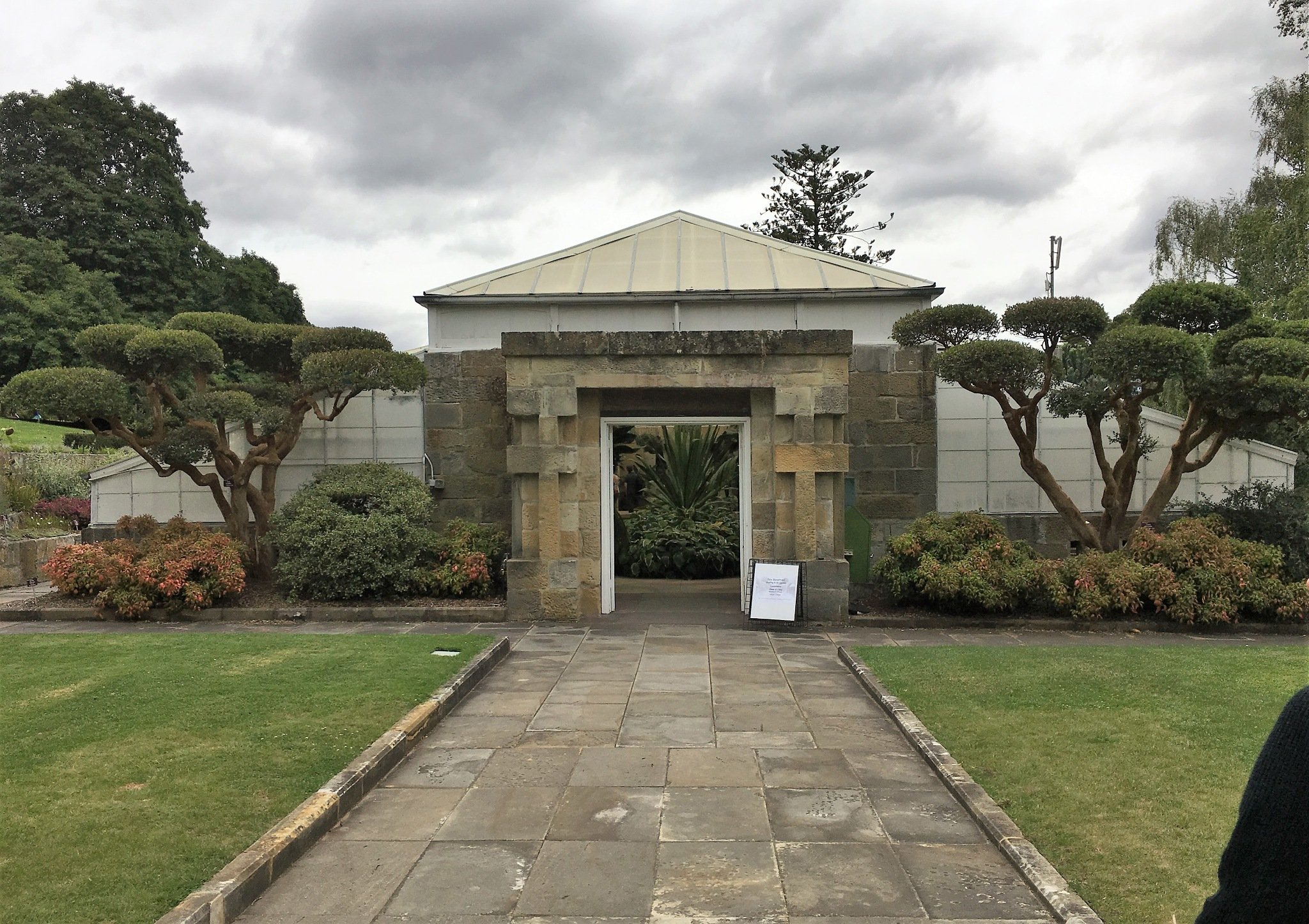 Royal Tasmanian Botanical Gardens by ronmac777