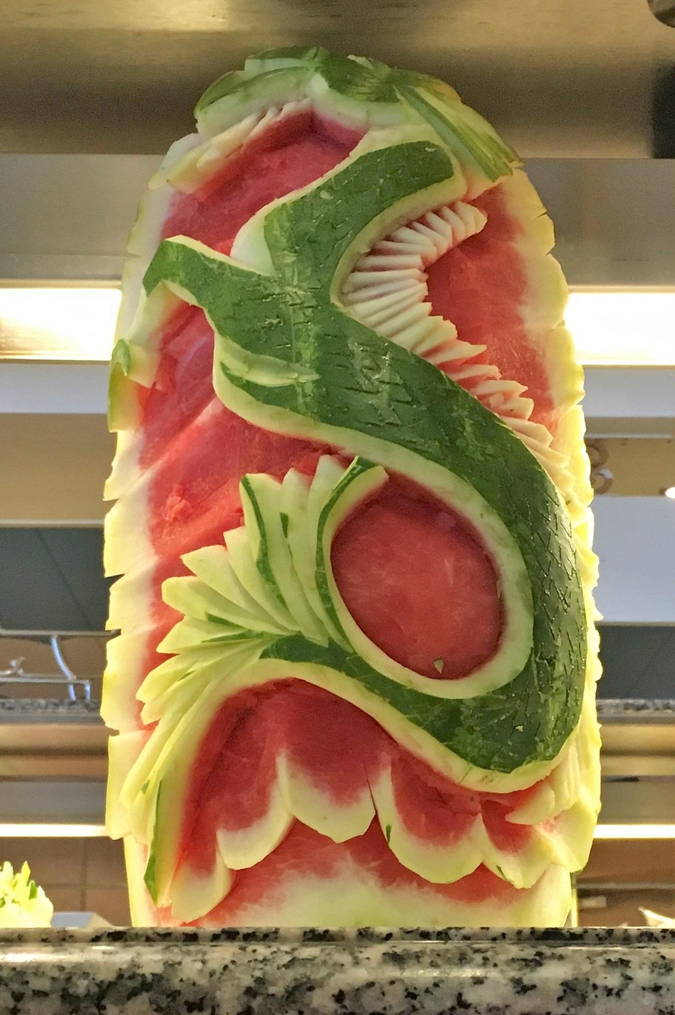 Watermelon Dragon by ronmac777