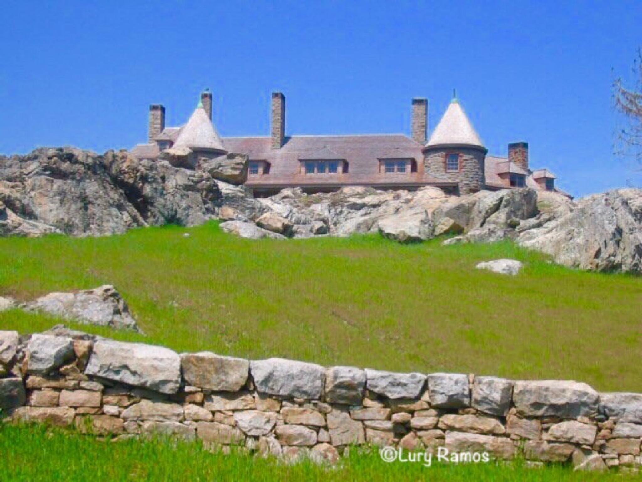Rock House by Lury Ramos