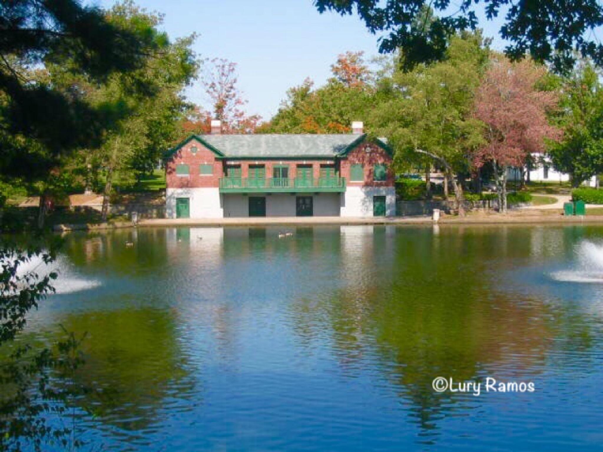 Pawtucket Park by Lury Ramos