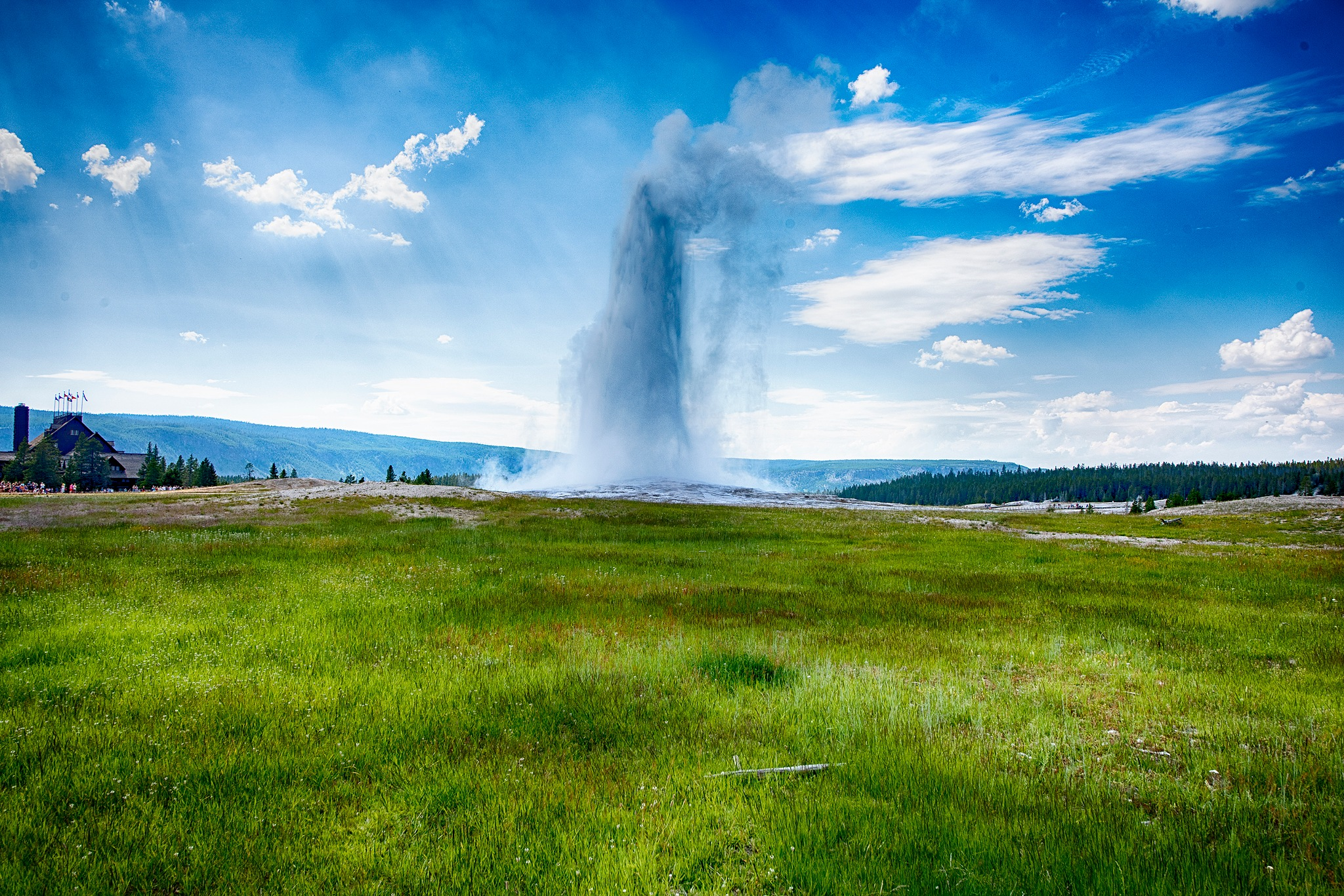 Old Faithful ... Thank You for the Memories by Aperture Art Creations