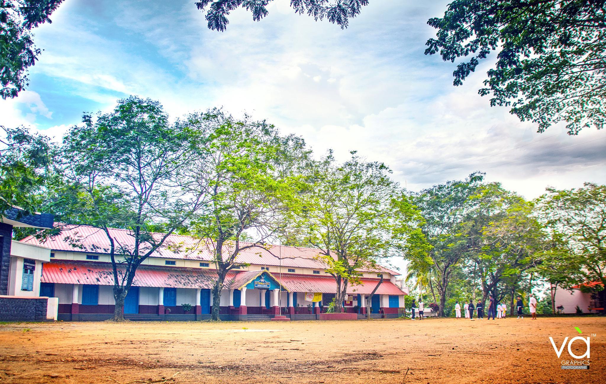 ST. THOMAS U.P.School by Vishnu Suresh