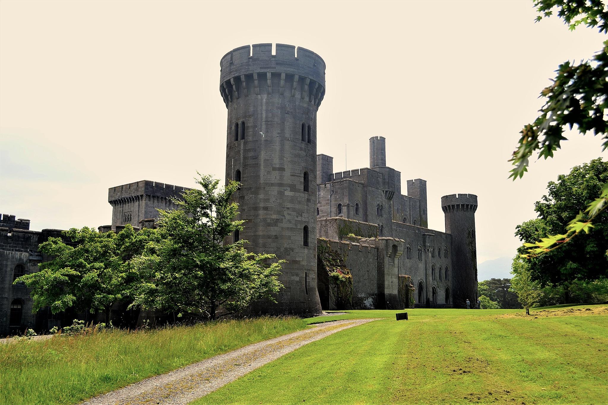 Penrhyn Castle  by cliff.edmundson.3