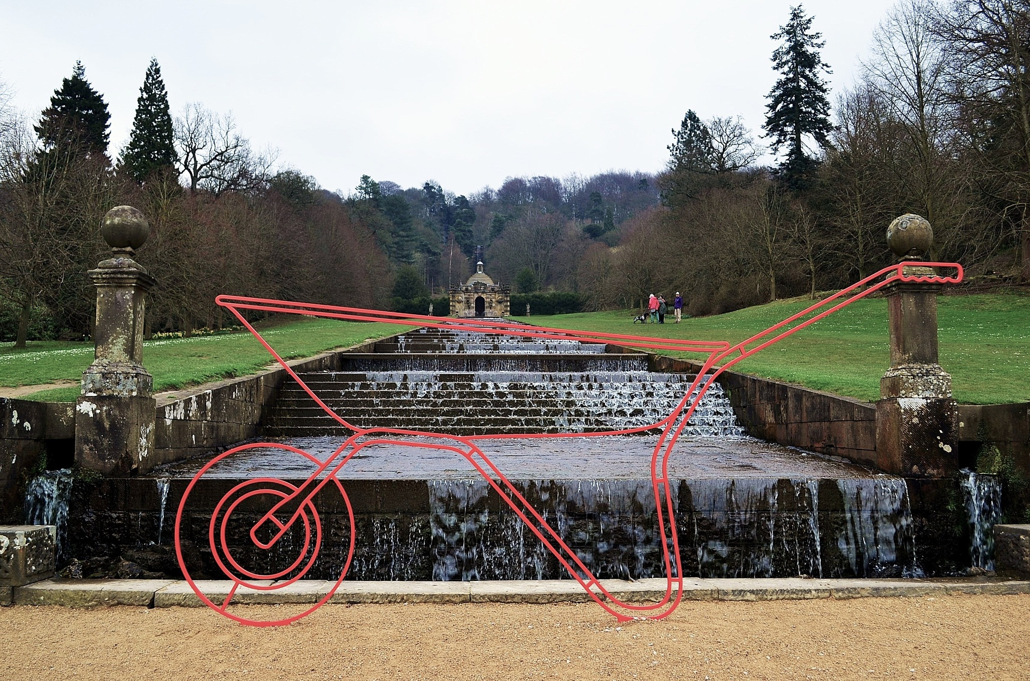 Chatsworth House  by cliff.edmundson.3