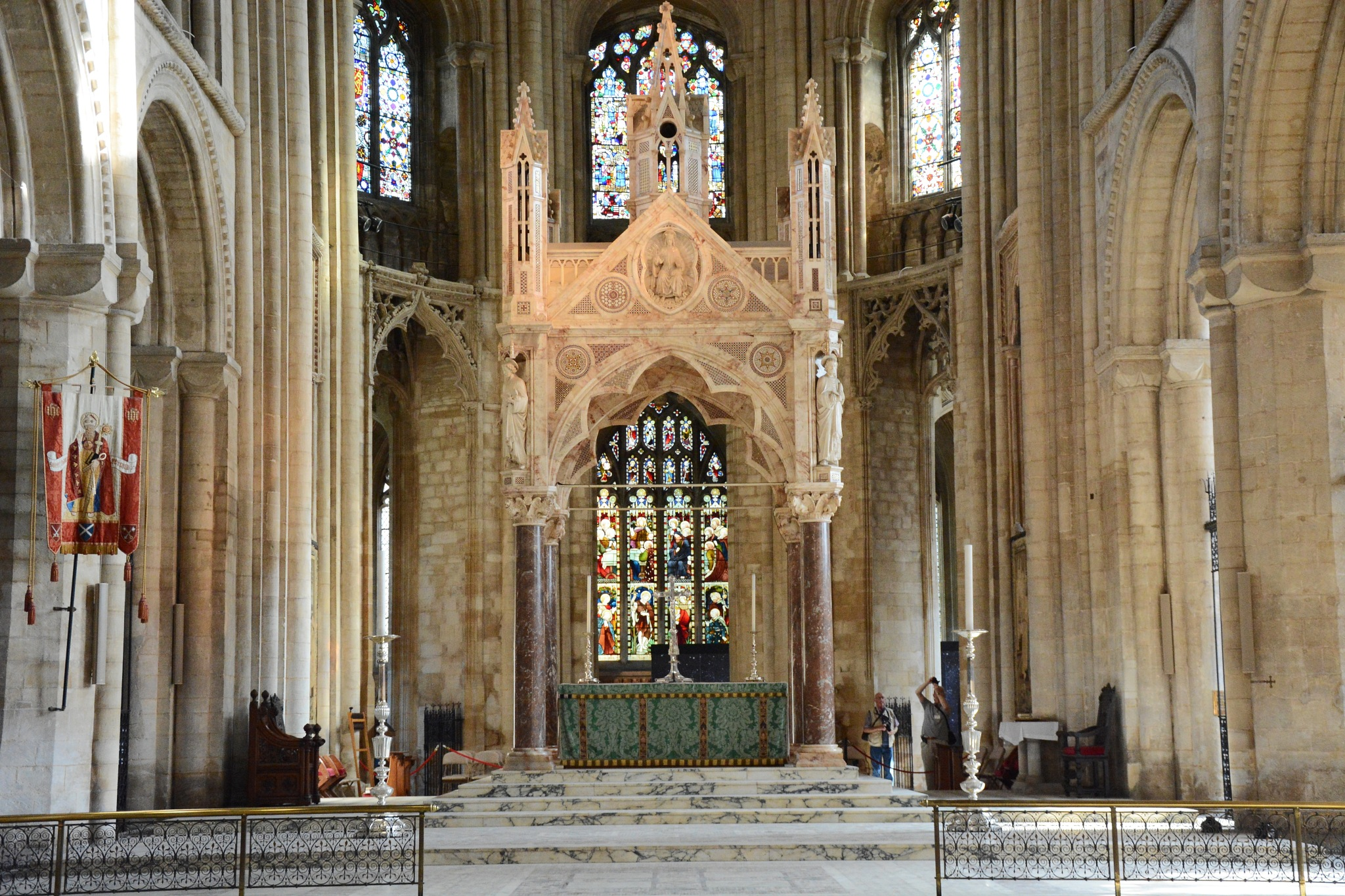 Peterborough Cathedral by cliff.edmundson.3