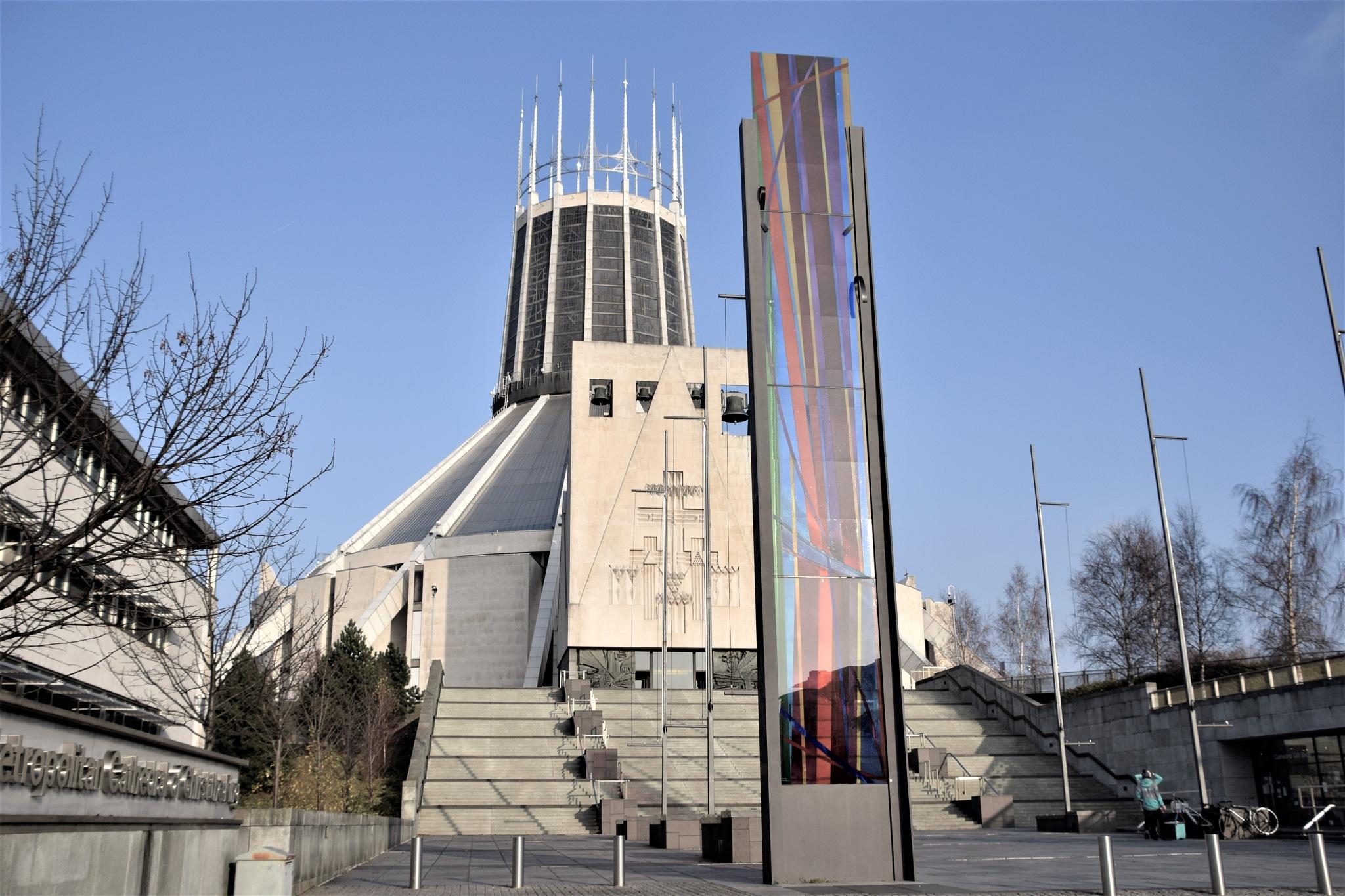 Liverpool metropolitan church  by cliff.edmundson.3