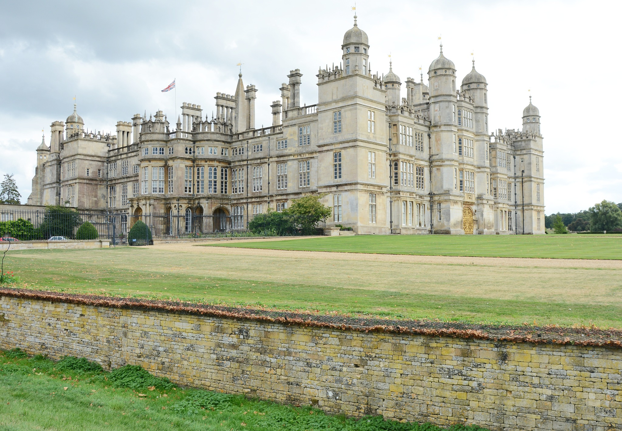 Burghley House by cliff.edmundson.3