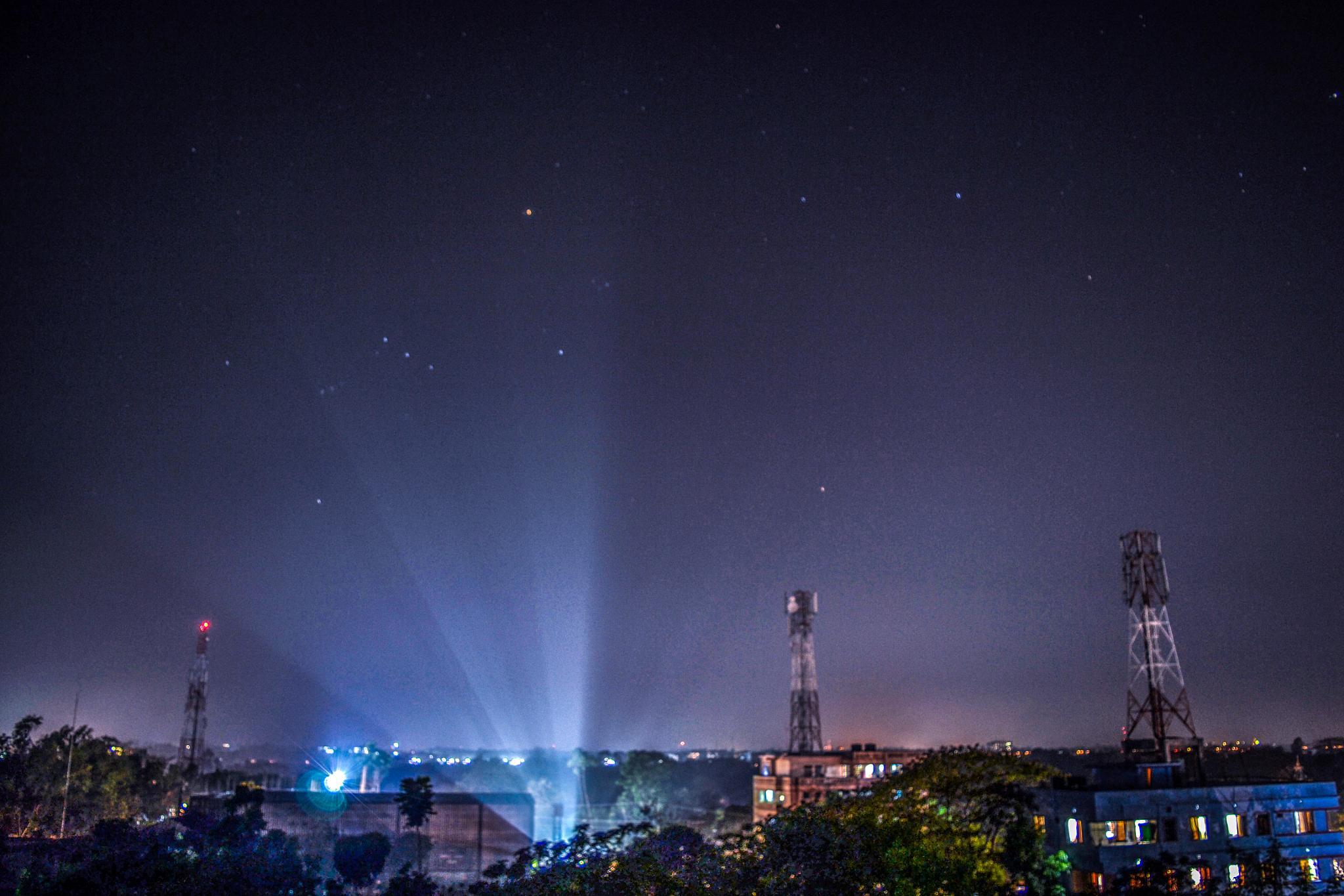 Lights by Topu Saha