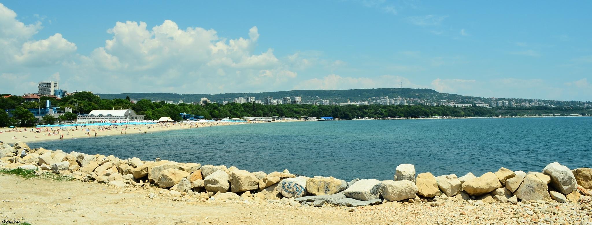 Varna beach Bulgaria ... :) by Sheryo Shterev