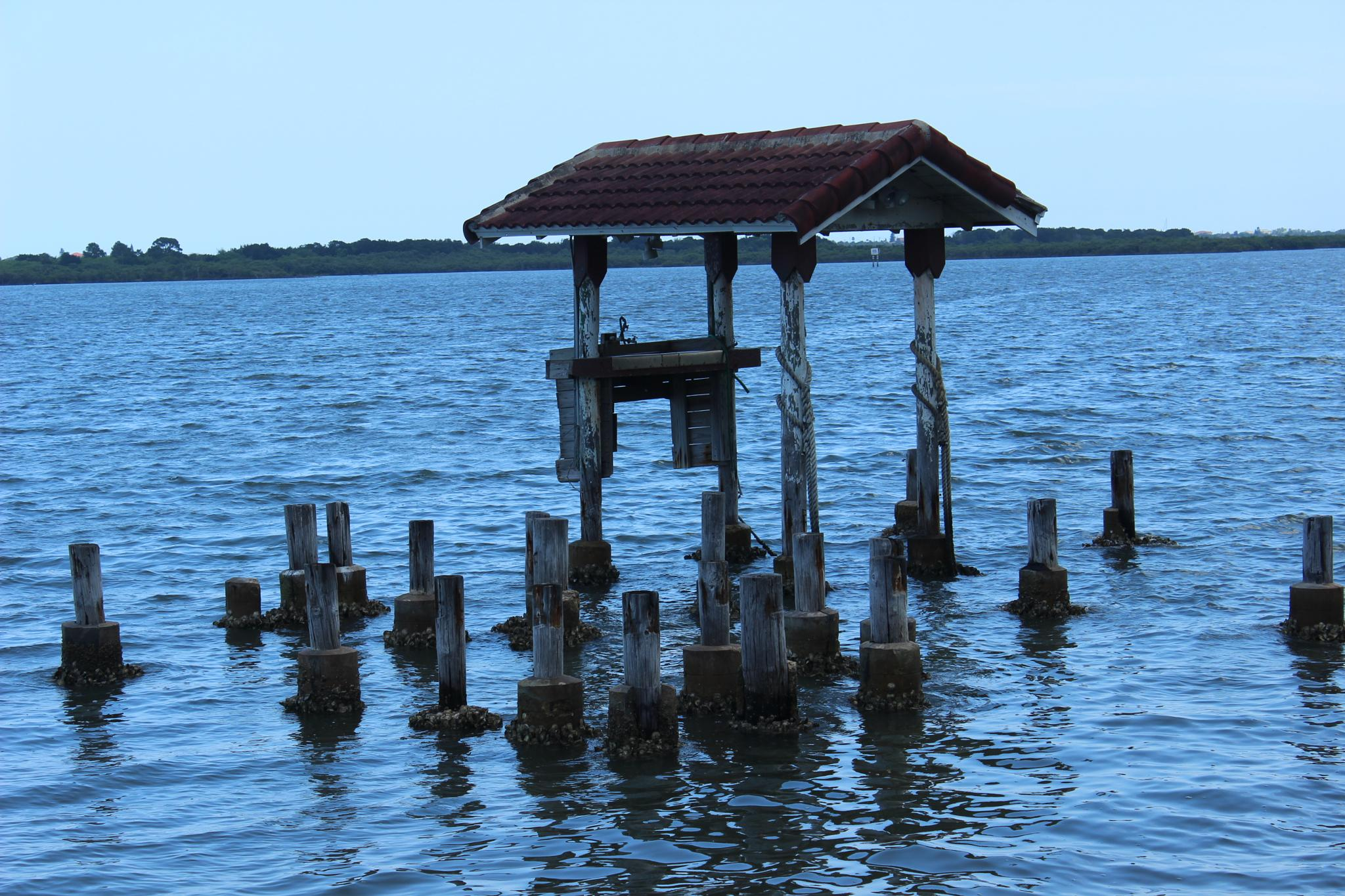 Boat Dock by Perry, JA
