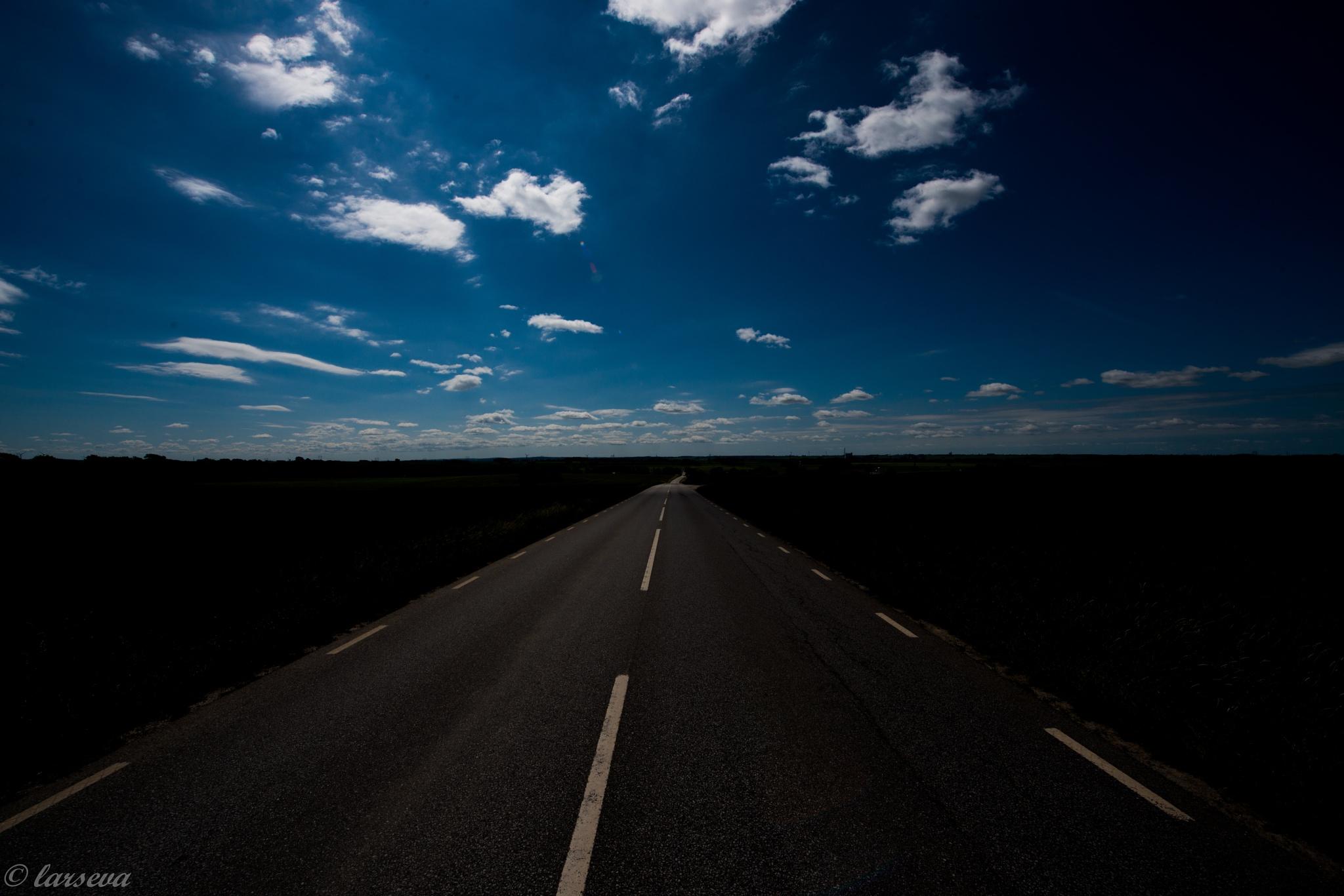 Photo in Random #the straight path